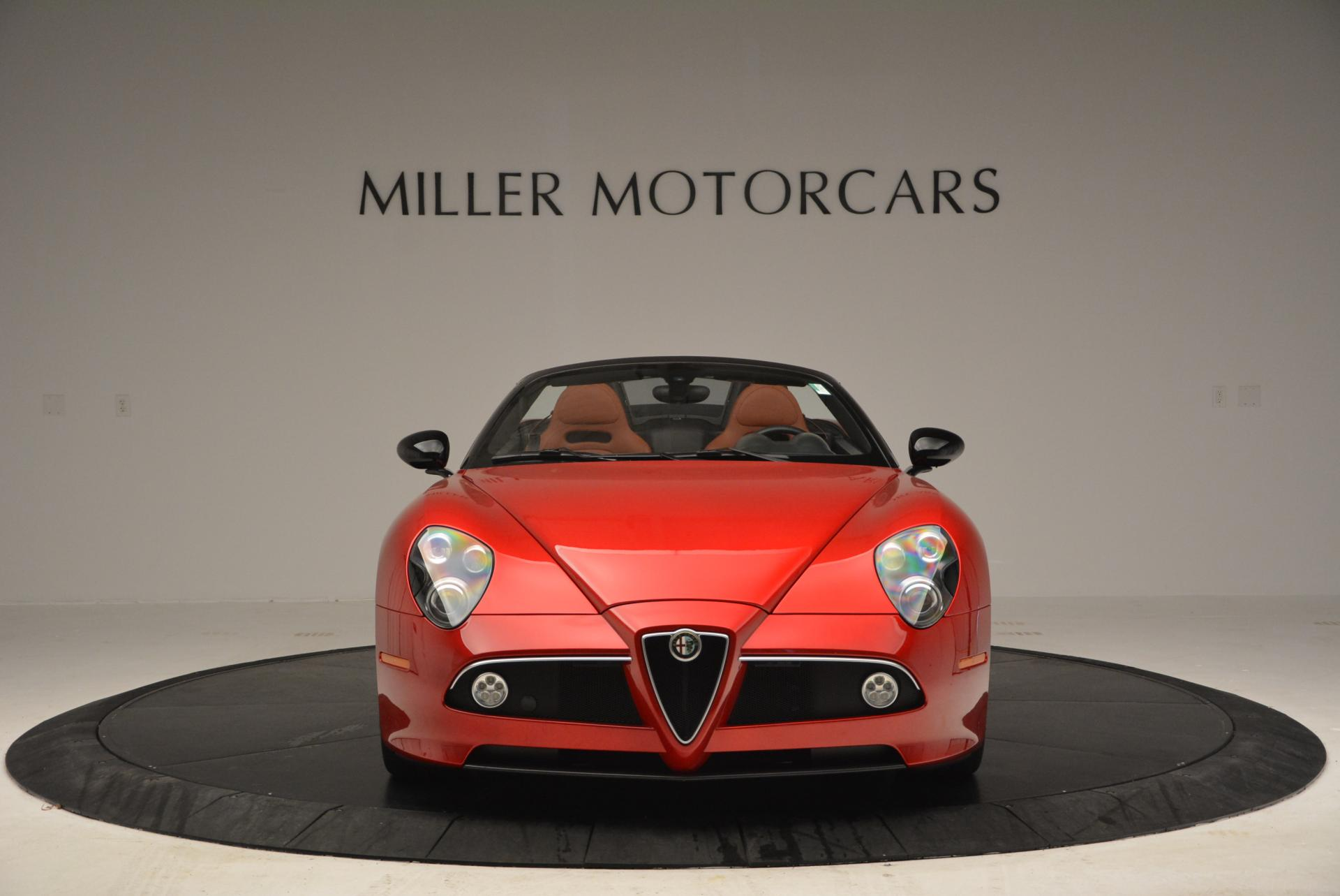 Used 2009 Alfa Romeo 8C Competizione Spider For Sale In Greenwich, CT 1_p12