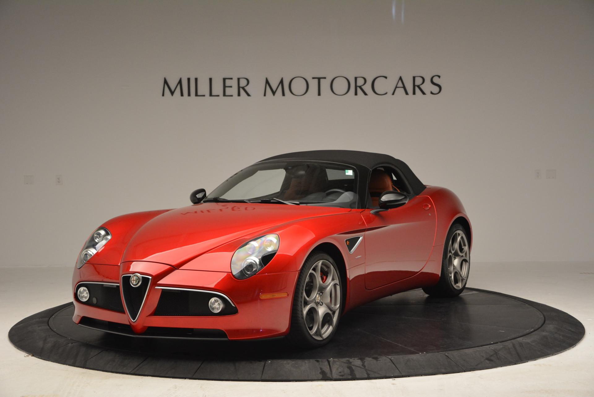 Used 2009 Alfa Romeo 8C Competizione Spider For Sale In Greenwich, CT 1_p13