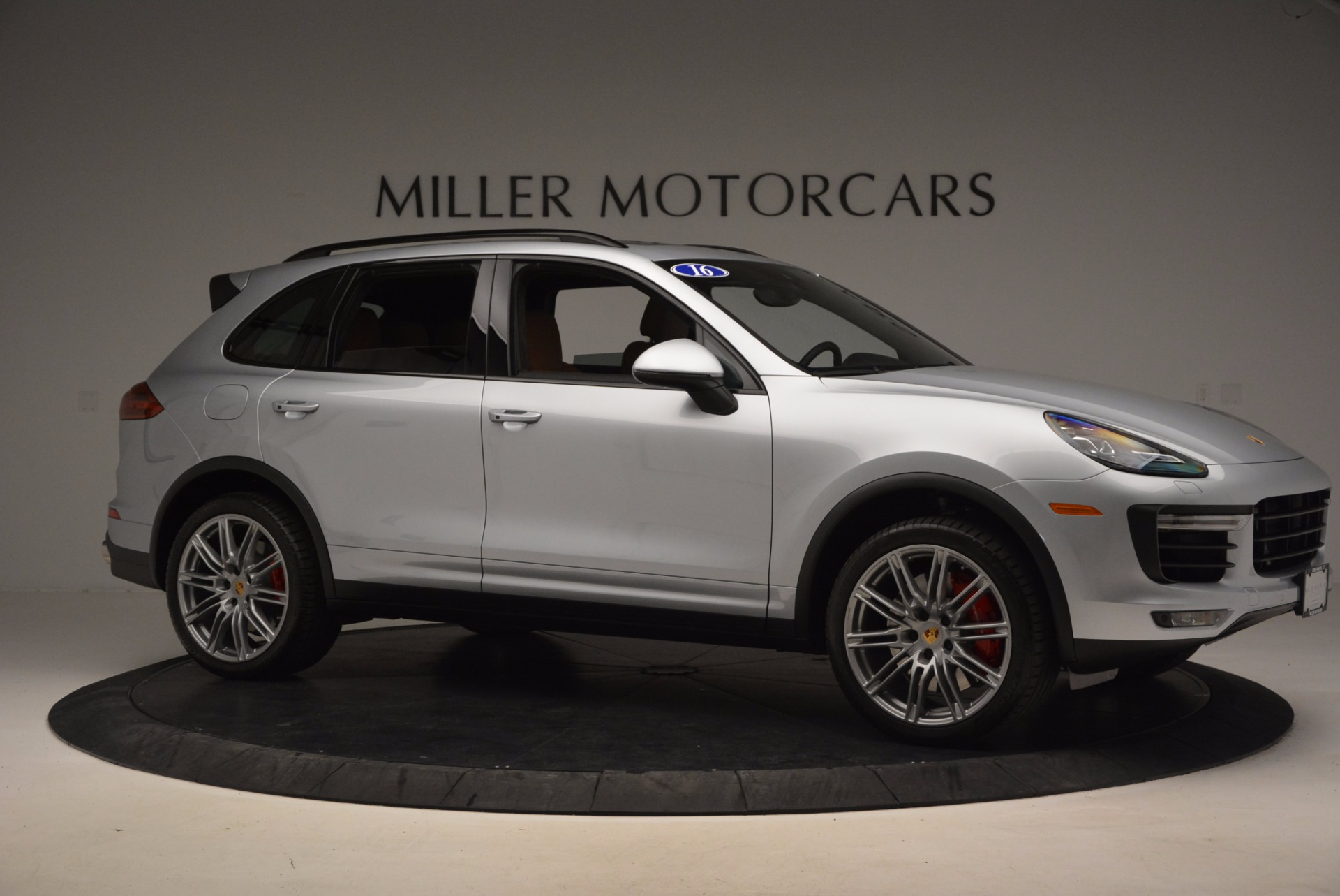 Used 2016 Porsche Cayenne Turbo For Sale In Greenwich, CT 1000_p10