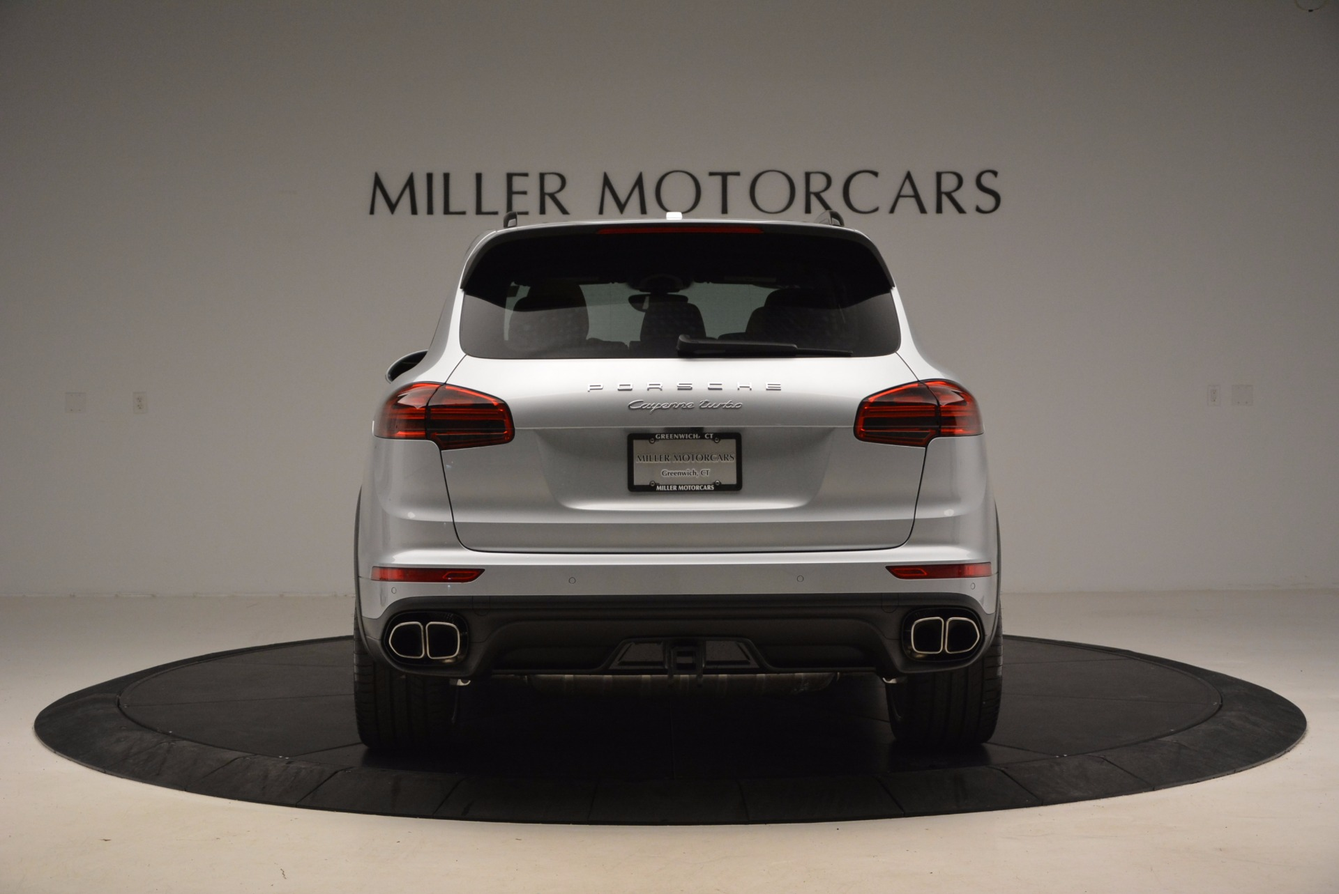 Used 2016 Porsche Cayenne Turbo For Sale In Greenwich, CT 1000_p6