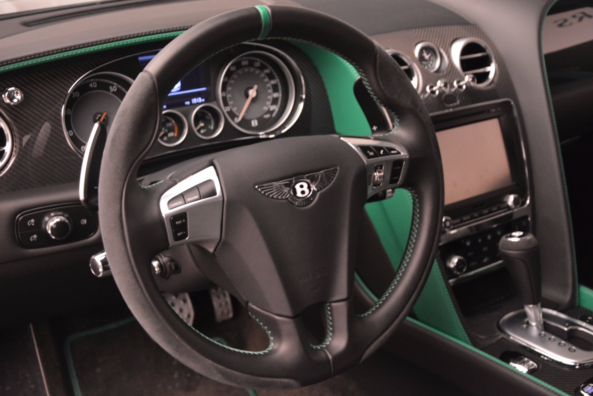 Used 2015 Bentley Continental GT GT3-R For Sale In Greenwich, CT 1002_p29