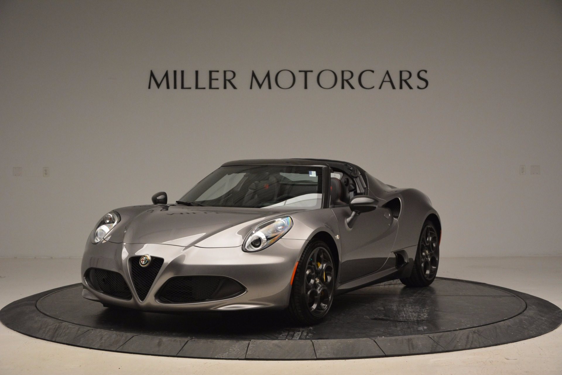 New 2016 Alfa Romeo 4C Spider For Sale In Greenwich, CT