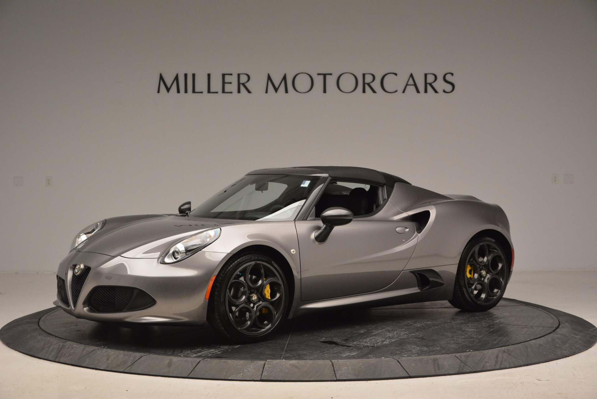 New 2016 Alfa Romeo 4C Spider For Sale In Greenwich, CT 1004_p14