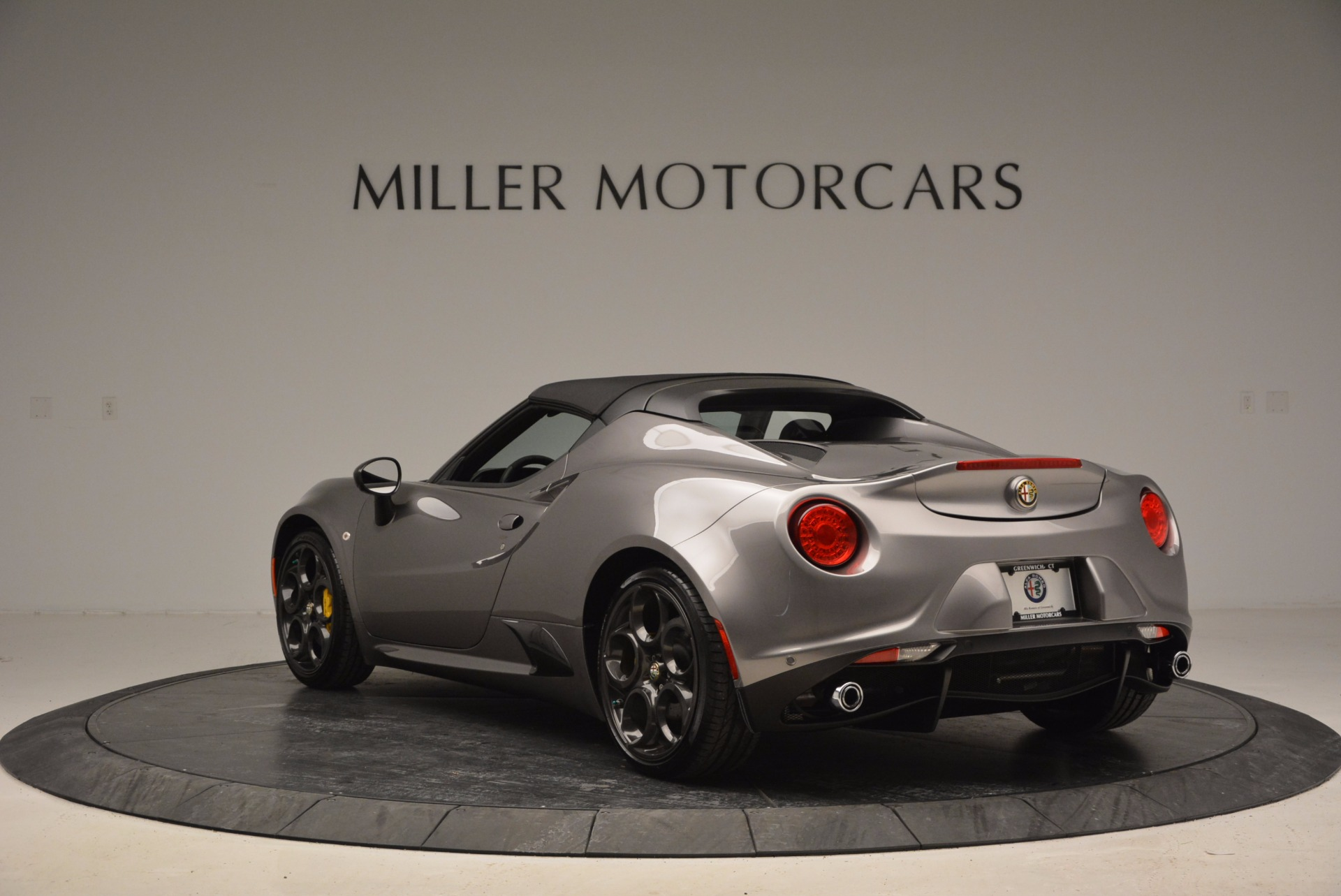 New 2016 Alfa Romeo 4C Spider For Sale In Greenwich, CT 1004_p17