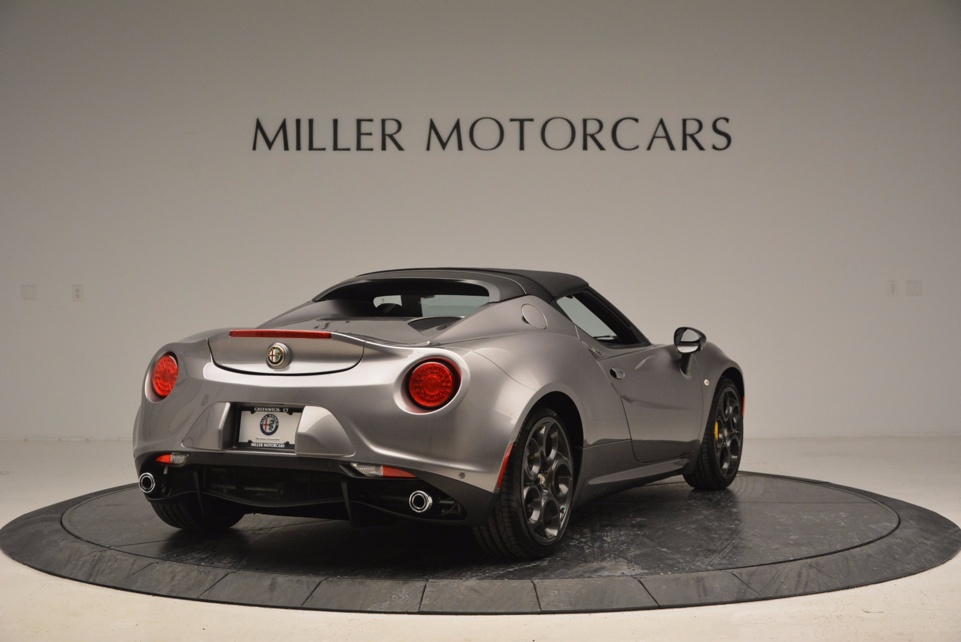 New 2016 Alfa Romeo 4C Spider For Sale In Greenwich, CT 1004_p19