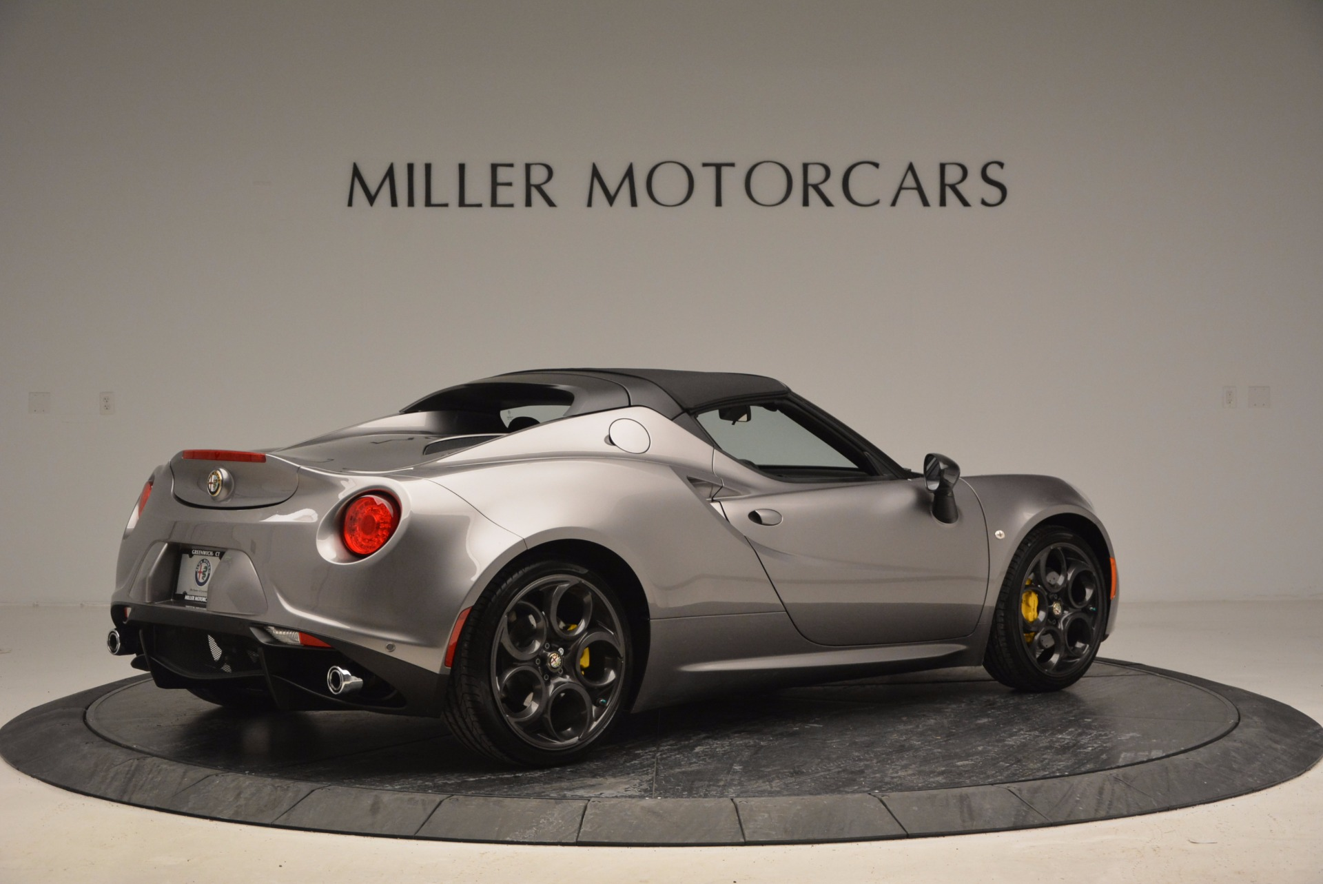 New 2016 Alfa Romeo 4C Spider For Sale In Greenwich, CT 1004_p20