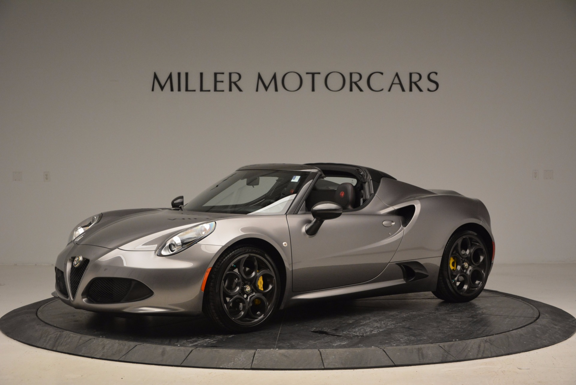 New 2016 Alfa Romeo 4C Spider For Sale In Greenwich, CT 1004_p2