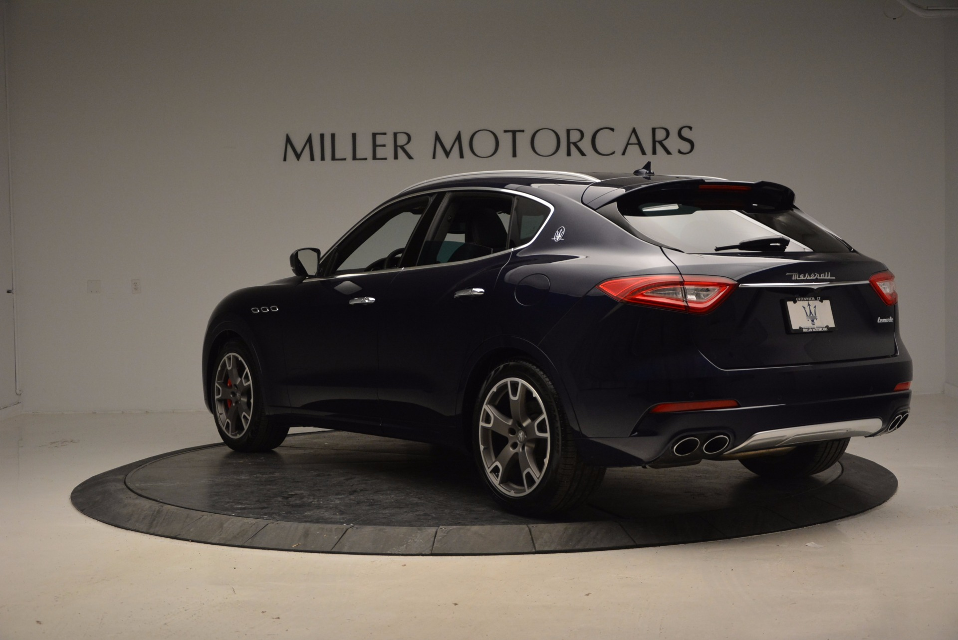 New 2017 Maserati Levante S Q4 For Sale In Greenwich, CT 1006_p5