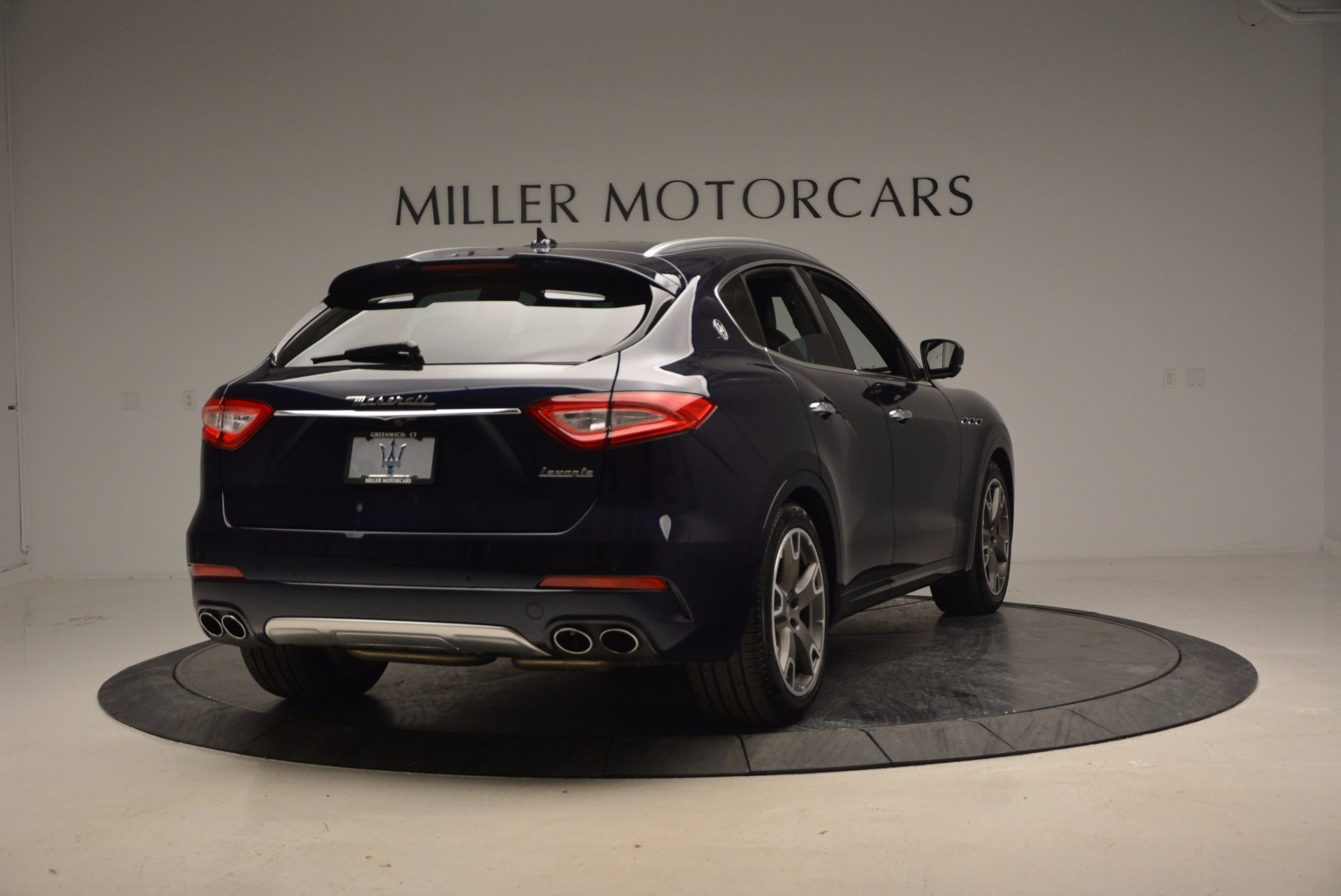 New 2017 Maserati Levante S Q4 For Sale In Greenwich, CT 1006_p7