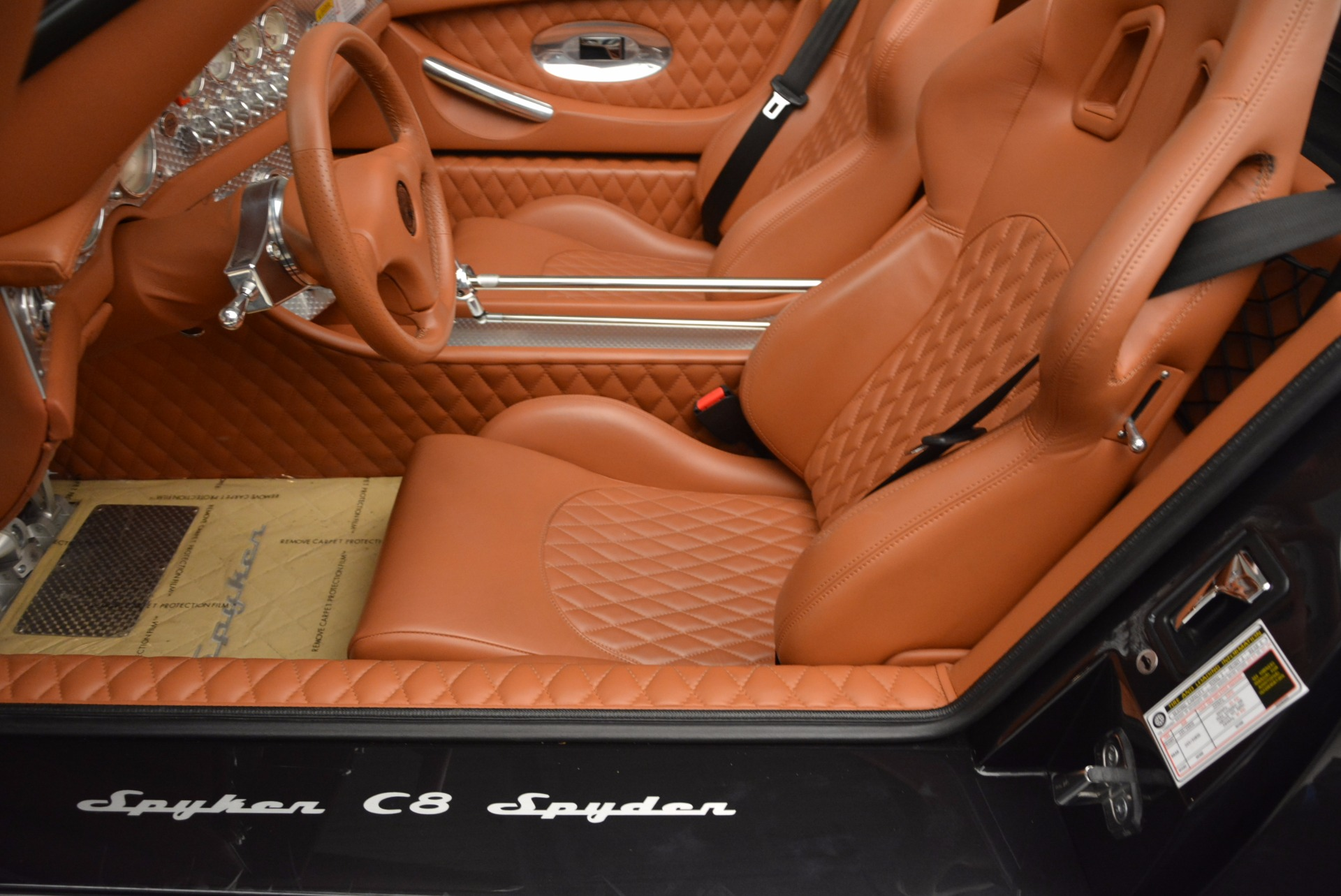 Used 2006 Spyker C8 Spyder  For Sale In Greenwich, CT 1007_p15