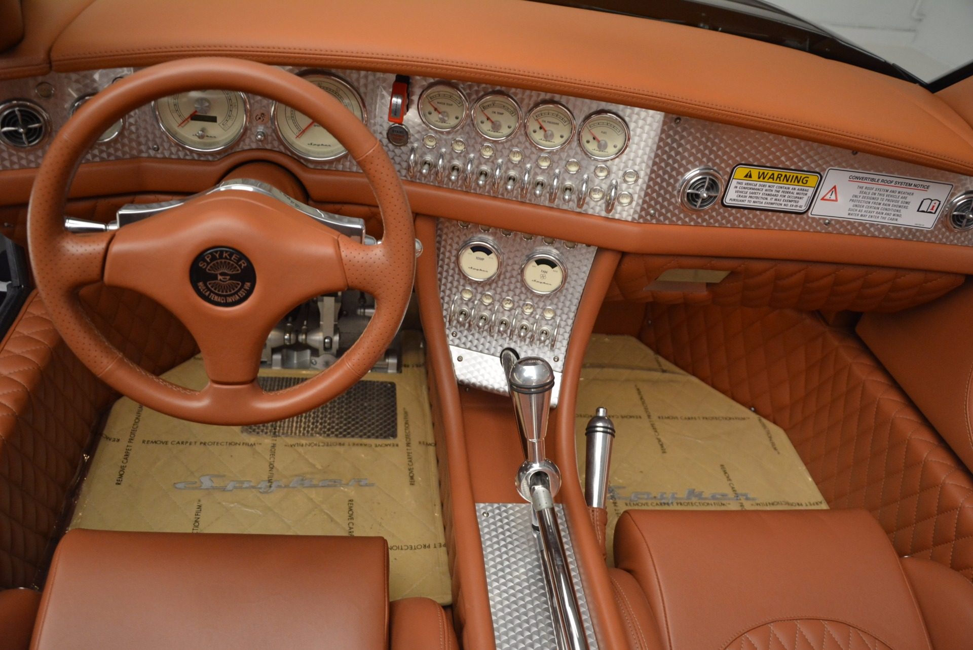 Used 2006 Spyker C8 Spyder  For Sale In Greenwich, CT 1007_p17