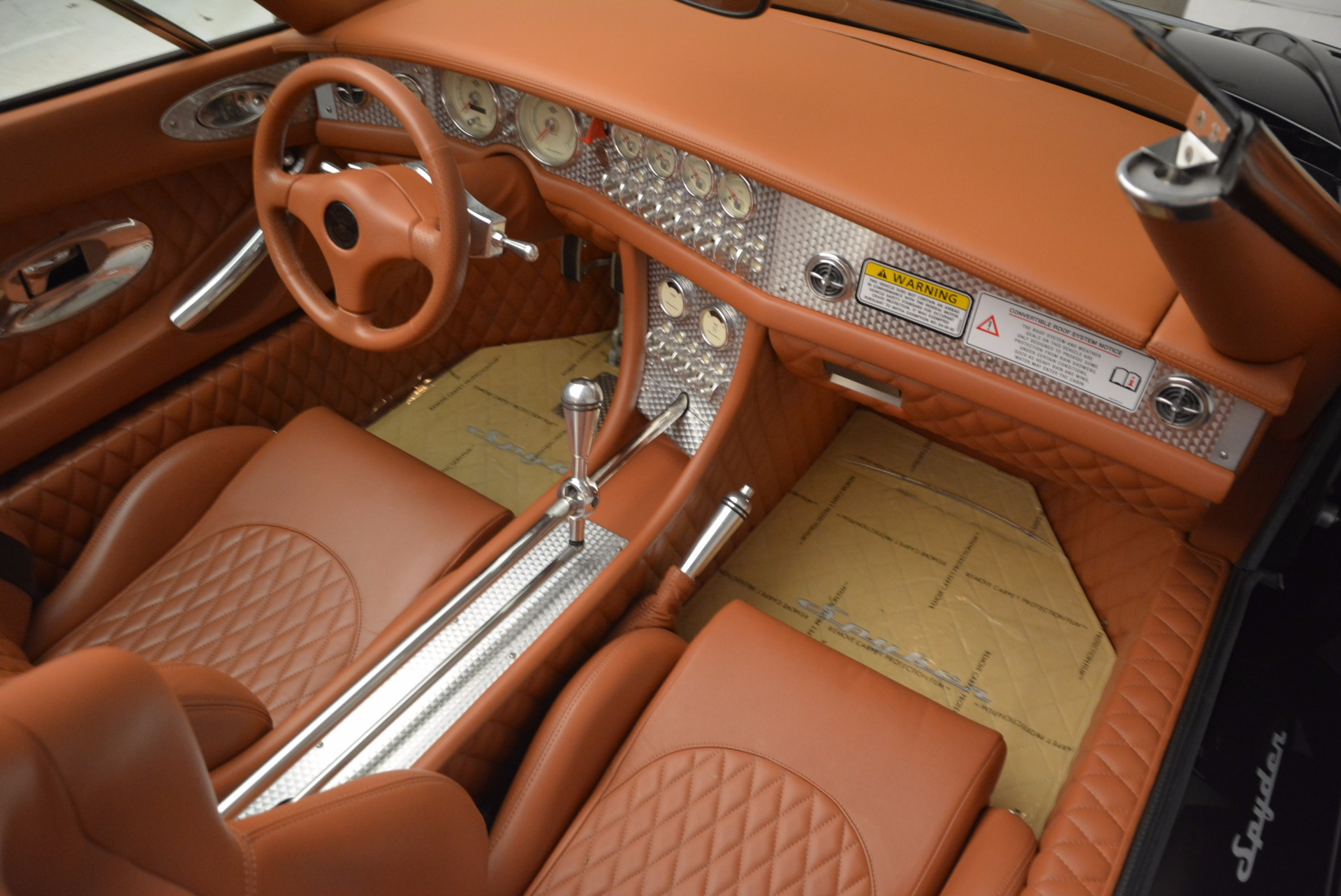 Used 2006 Spyker C8 Spyder  For Sale In Greenwich, CT 1007_p19