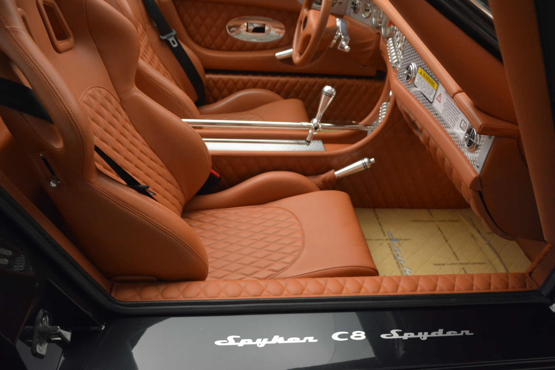 Used 2006 Spyker C8 Spyder  For Sale In Greenwich, CT 1007_p20