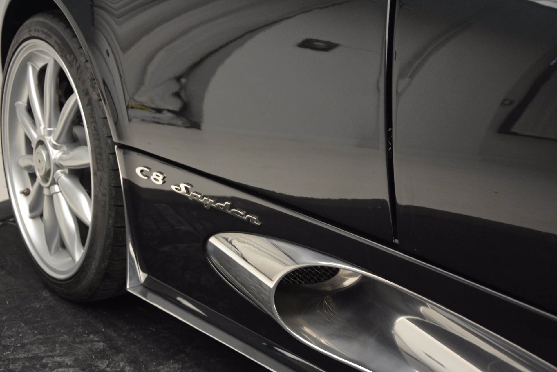 Used 2006 Spyker C8 Spyder  For Sale In Greenwich, CT 1007_p23