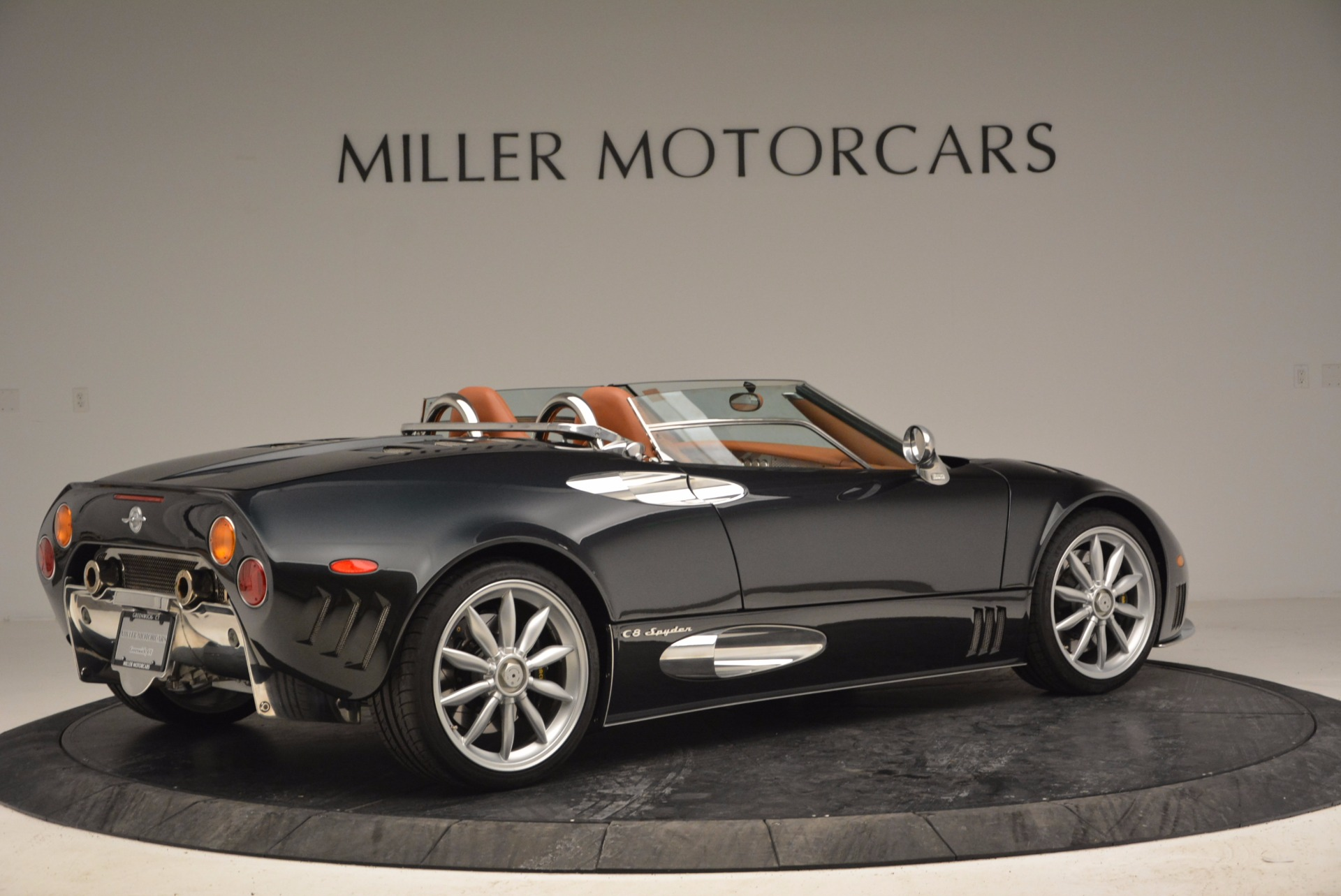 Used 2006 Spyker C8 Spyder  For Sale In Greenwich, CT 1007_p9