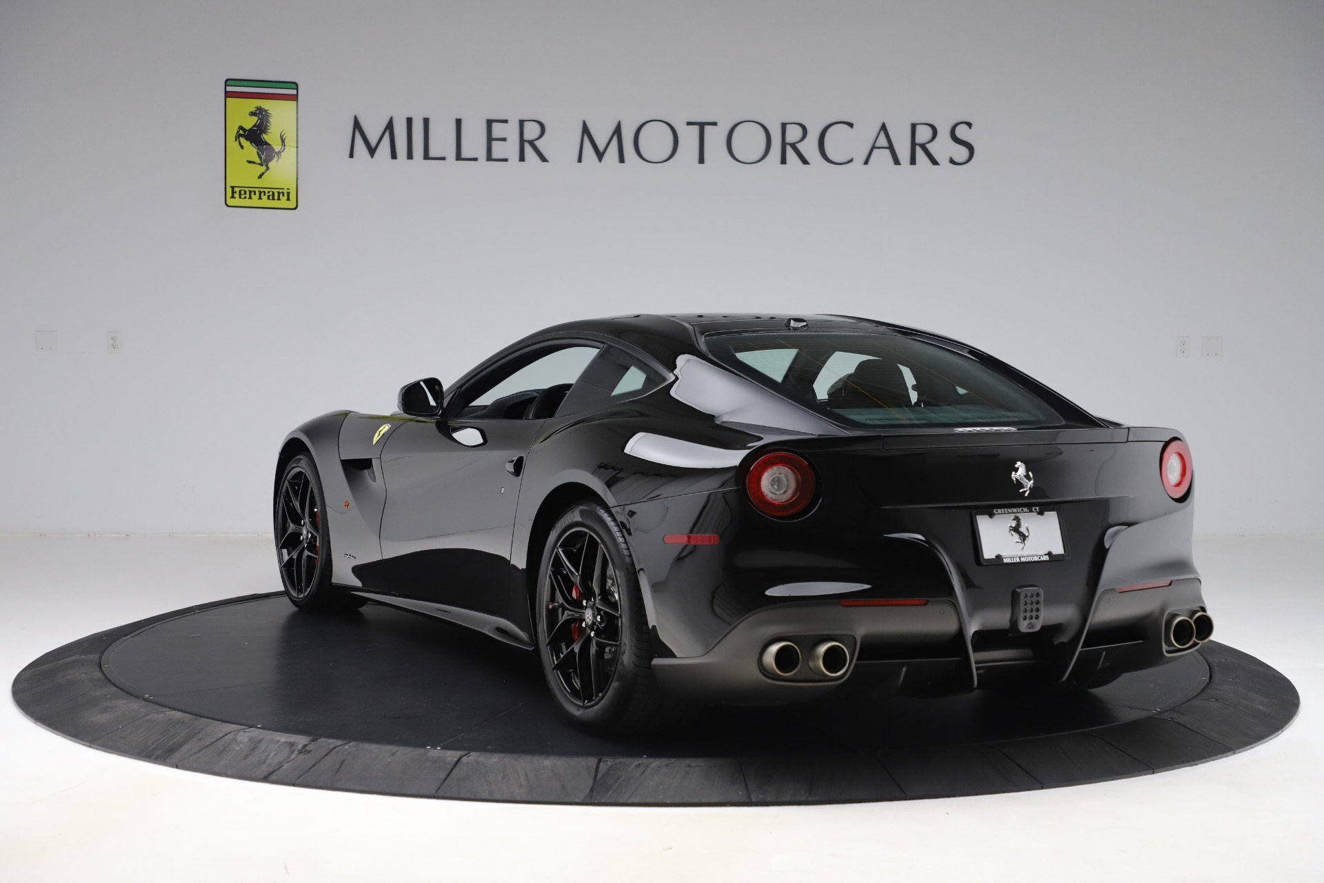 Used 2016 Ferrari F12 Berlinetta  For Sale In Greenwich, CT 1008_p5
