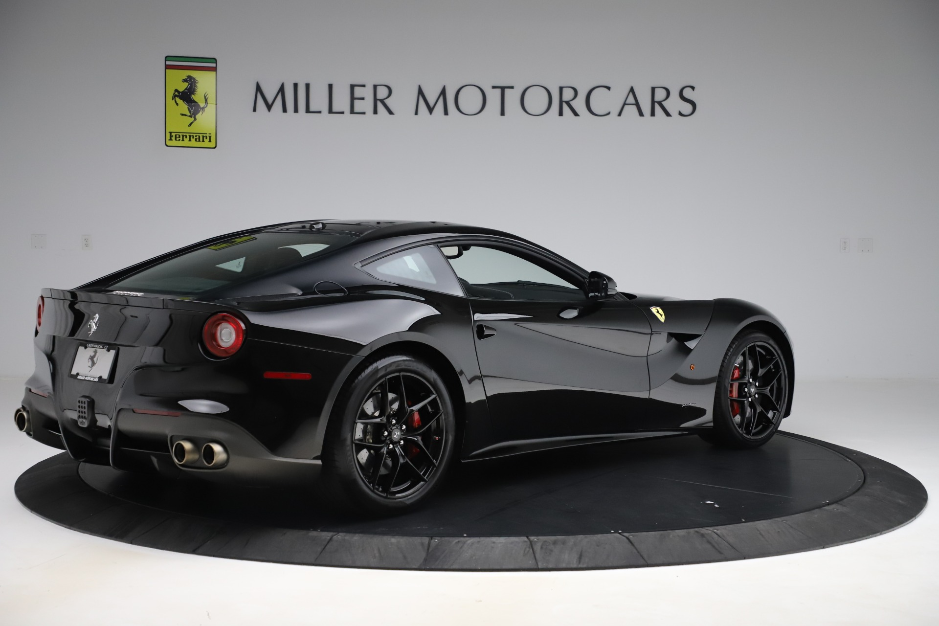 Used 2016 Ferrari F12 Berlinetta  For Sale In Greenwich, CT 1008_p8