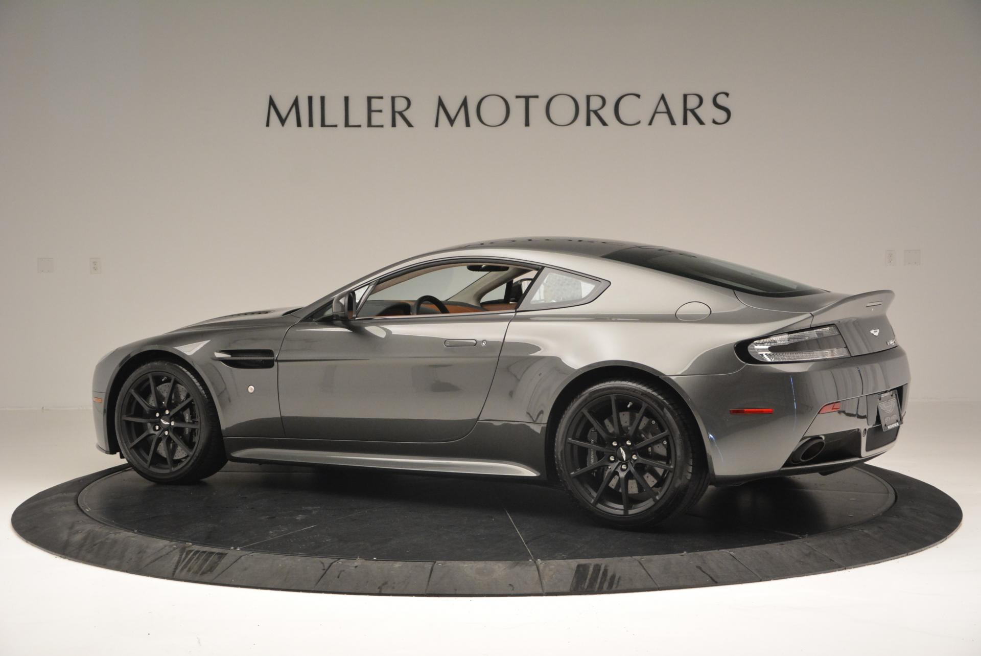 Used 2015 Aston Martin V12 Vantage S  For Sale In Greenwich, CT 101_p4