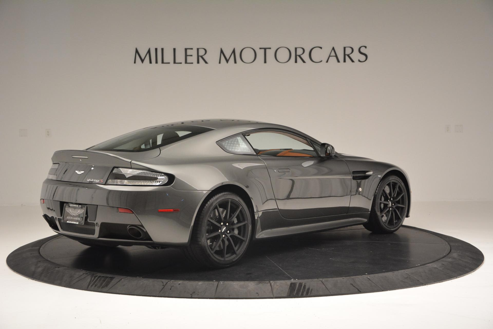 Used 2015 Aston Martin V12 Vantage S  For Sale In Greenwich, CT 101_p8