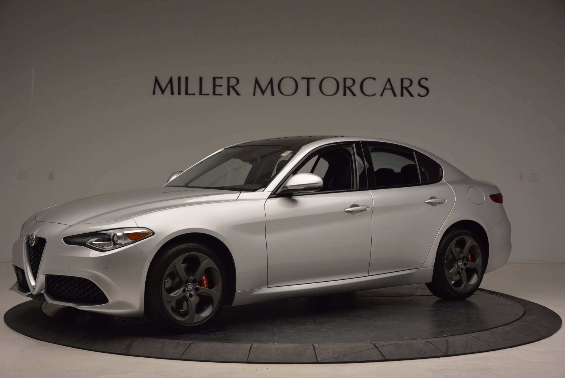 New 2017 Alfa Romeo Giulia Ti Q4 For Sale In Greenwich, CT 1015_p2