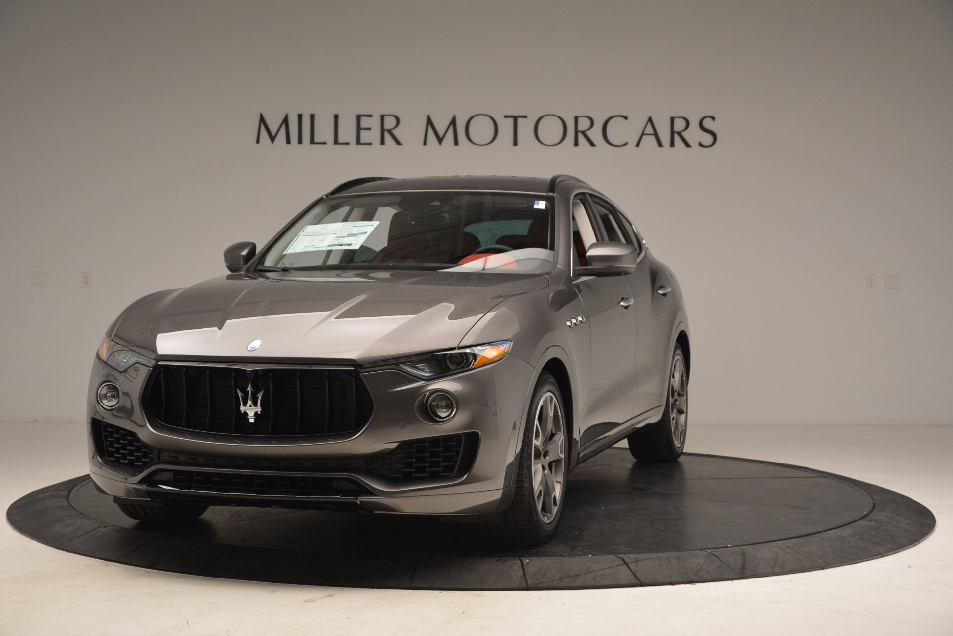 New 2017 Maserati Levante  For Sale In Greenwich, CT 1017_main