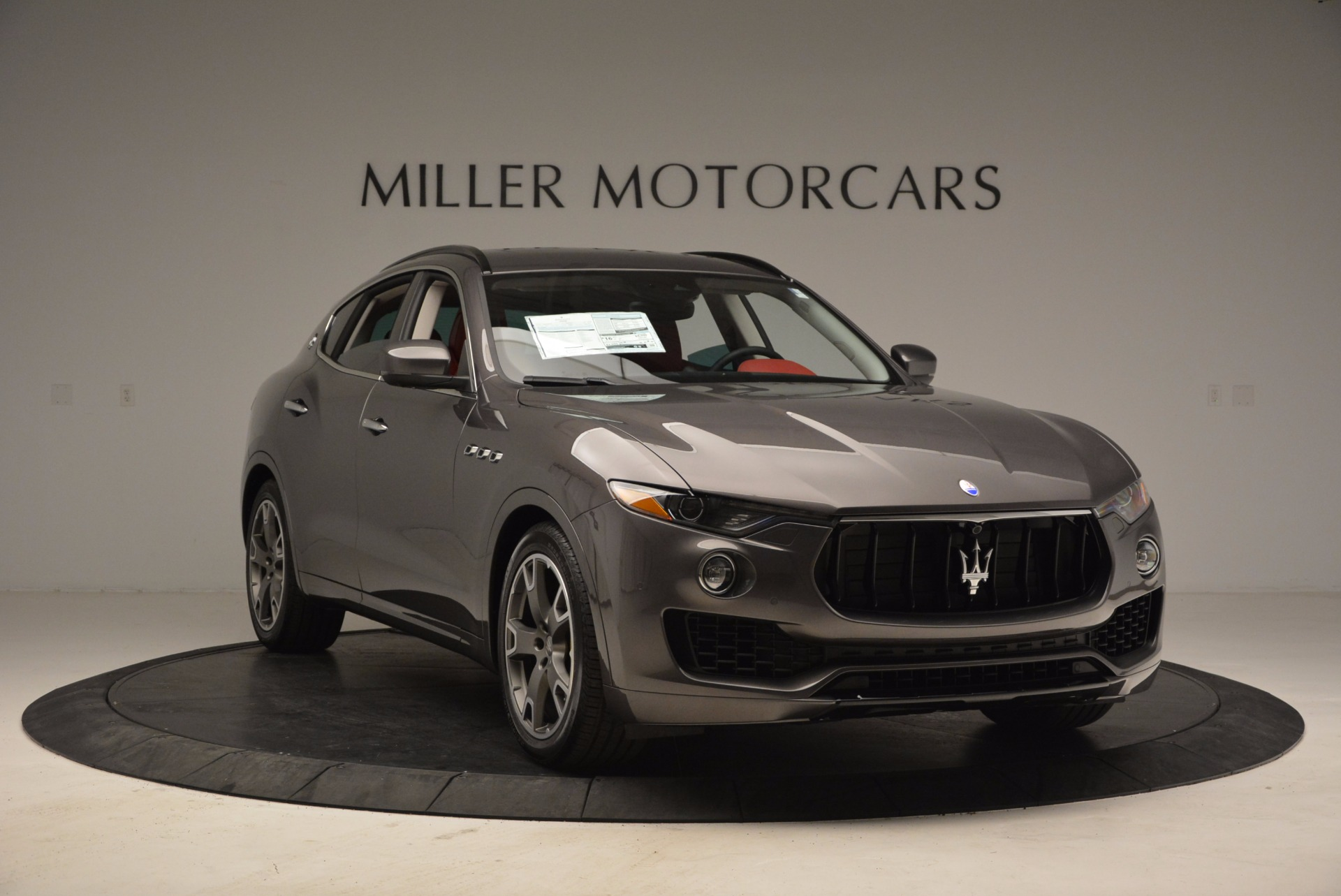 New 2017 Maserati Levante  For Sale In Greenwich, CT 1017_p11