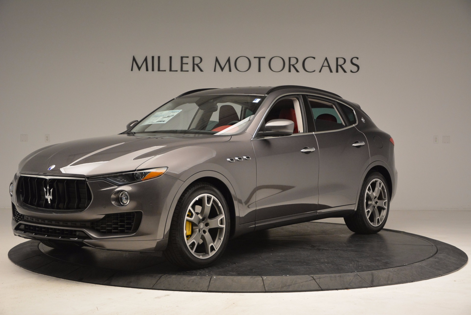New 2017 Maserati Levante  For Sale In Greenwich, CT 1017_p2