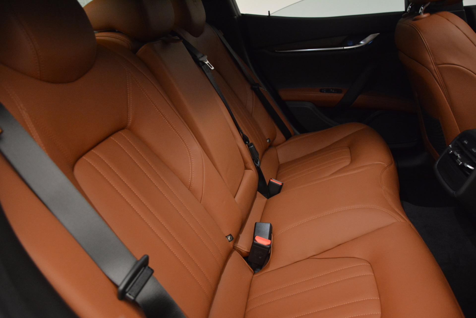 New 2017 Maserati Ghibli S Q4 EX-Loaner For Sale In Greenwich, CT 1018_p17
