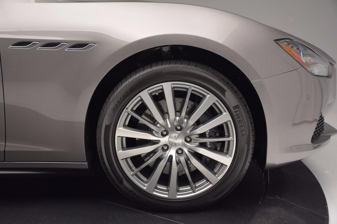 New 2017 Maserati Ghibli S Q4 EX-Loaner For Sale In Greenwich, CT 1018_p20