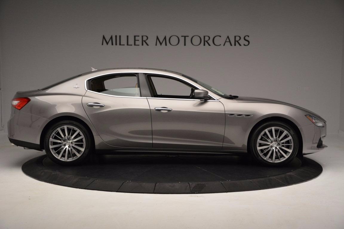 New 2017 Maserati Ghibli S Q4 EX-Loaner For Sale In Greenwich, CT 1018_p8