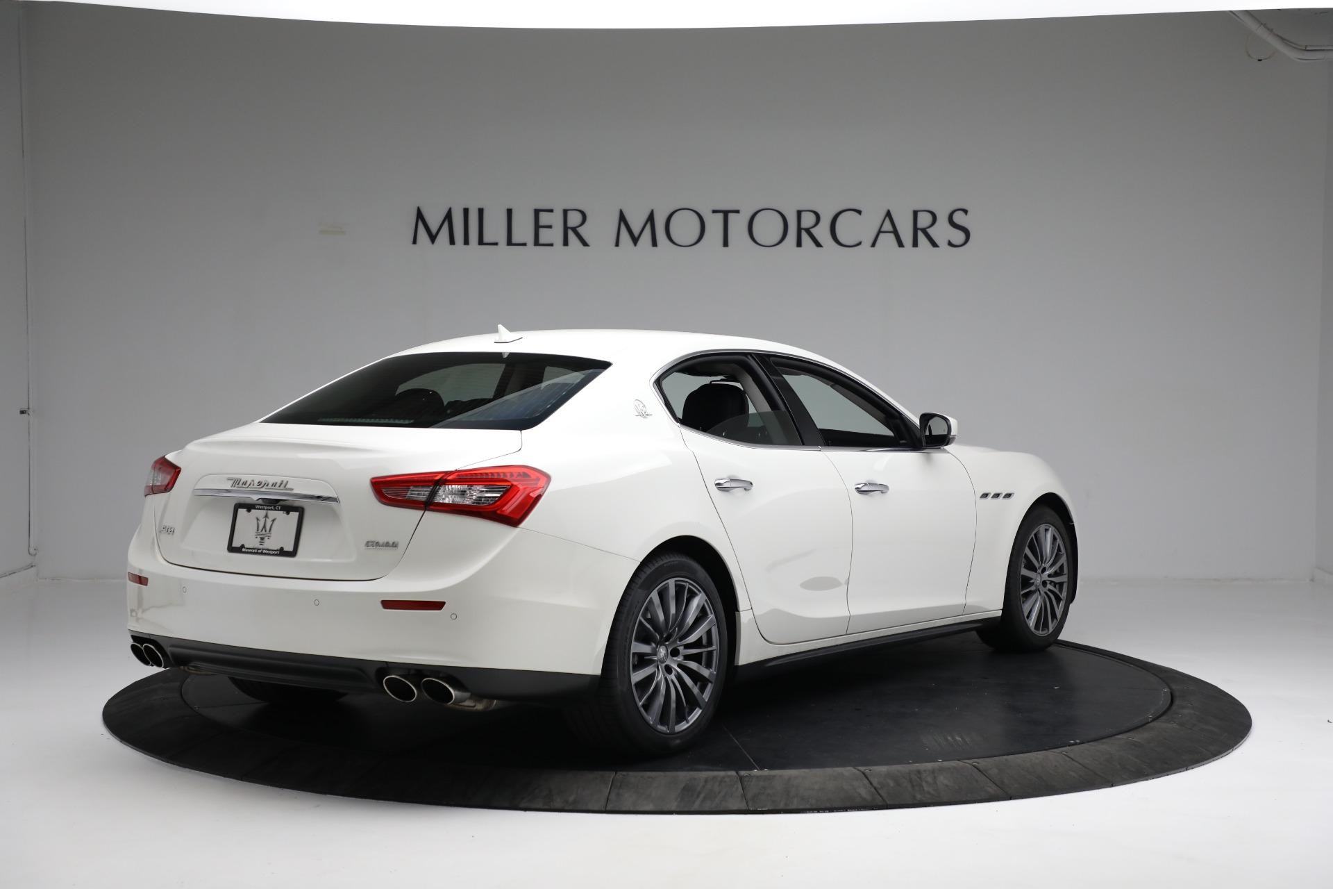 New 2017 Maserati Ghibli S Q4 EX-Loaner For Sale In Greenwich, CT 1019_p7