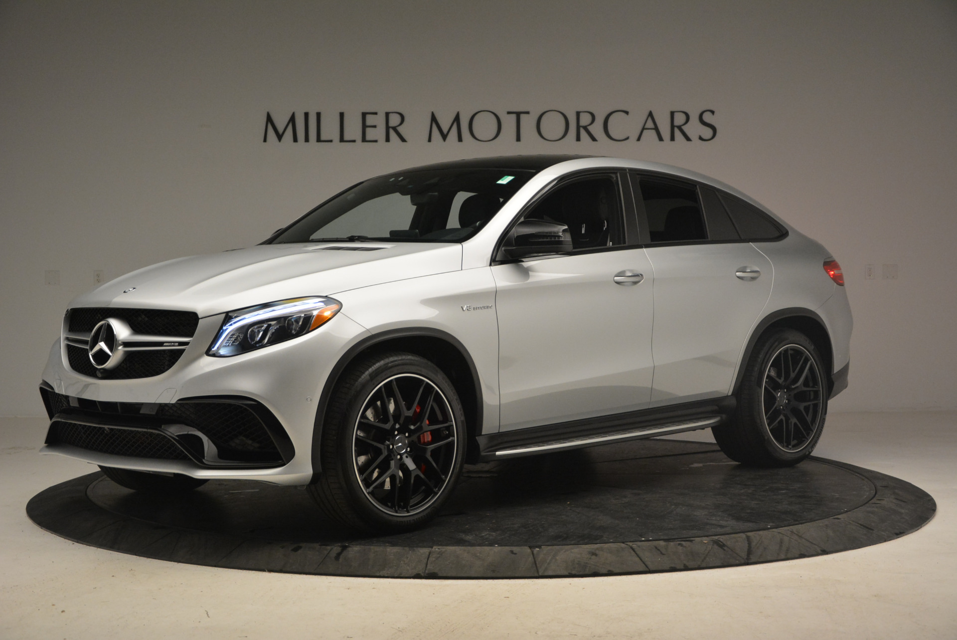 Used 2016 Mercedes Benz AMG GLE63 S For Sale In Greenwich, CT 1025_p2