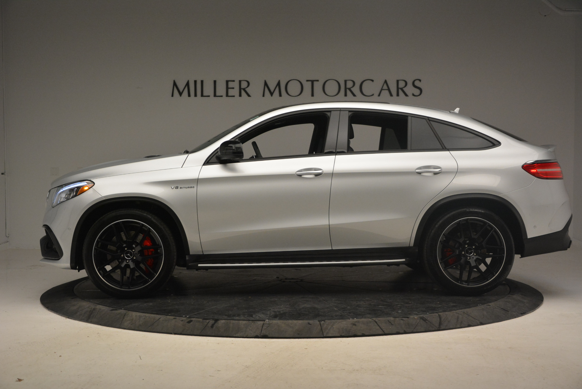 Used 2016 Mercedes Benz AMG GLE63 S For Sale In Greenwich, CT 1025_p3