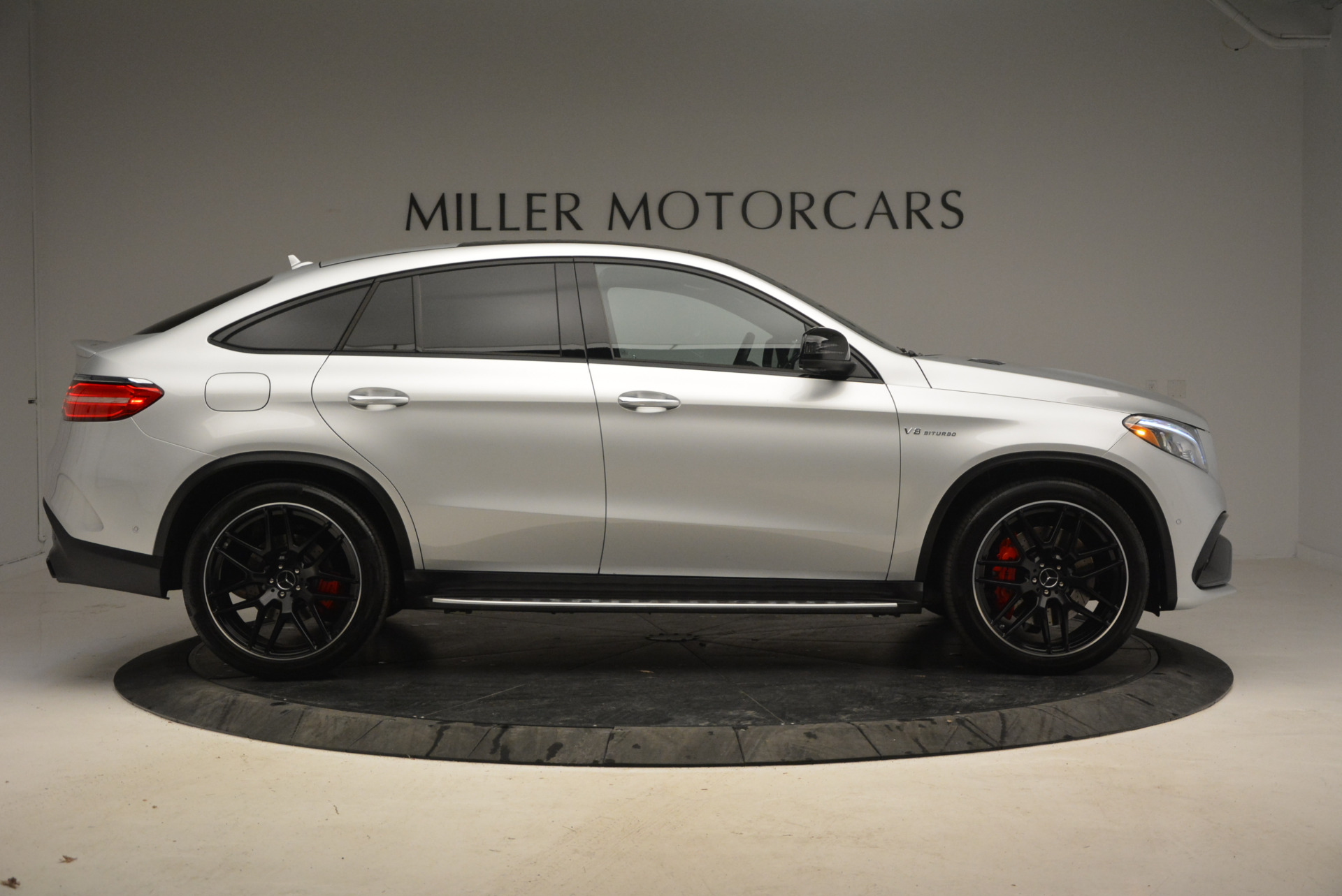 Used 2016 Mercedes Benz AMG GLE63 S For Sale In Greenwich, CT 1025_p9