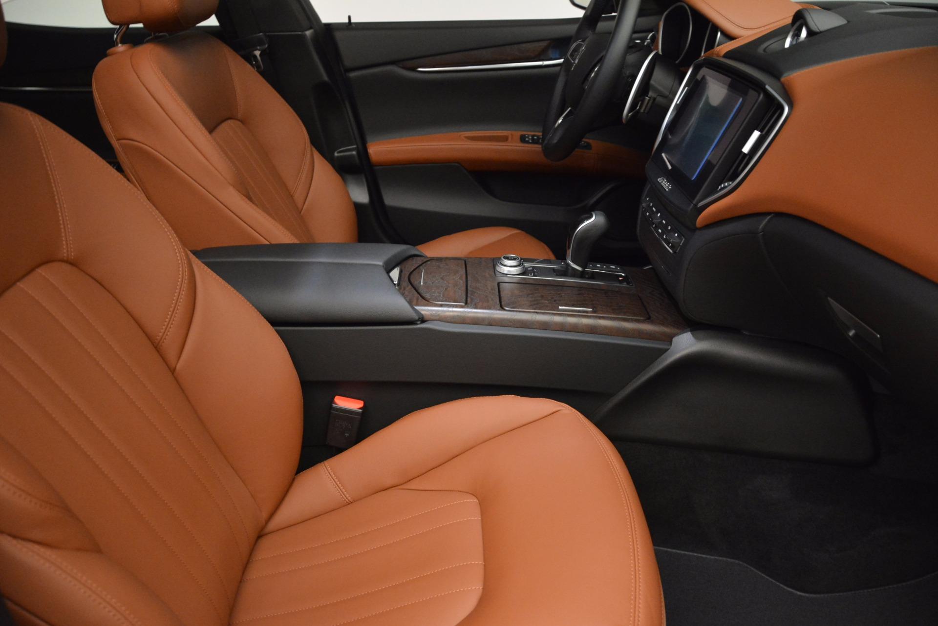 New 2017 Maserati Ghibli S Q4 For Sale In Greenwich, CT 1028_p14