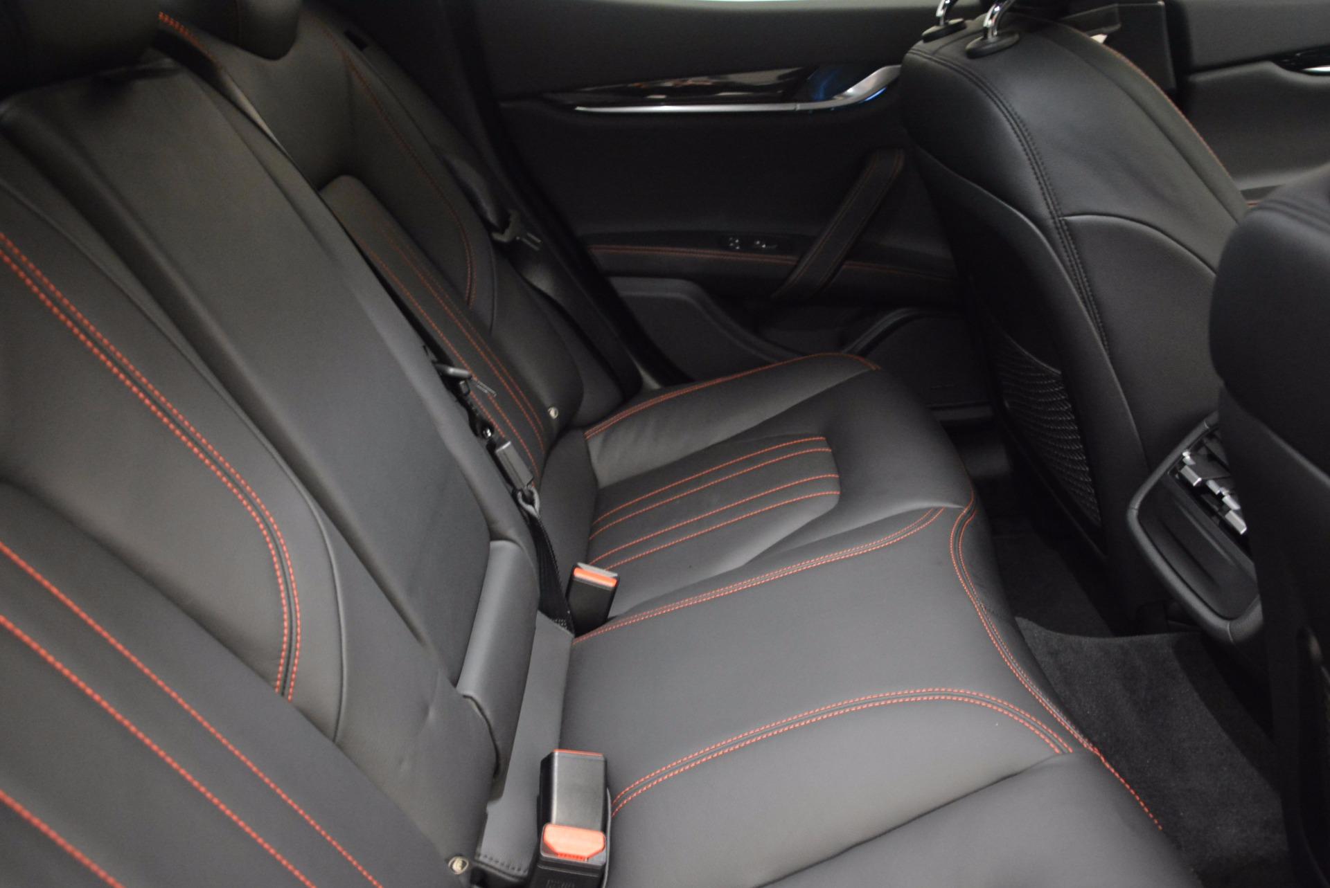 New 2017 Maserati Ghibli S Q4 For Sale In Greenwich, CT 1029_p23