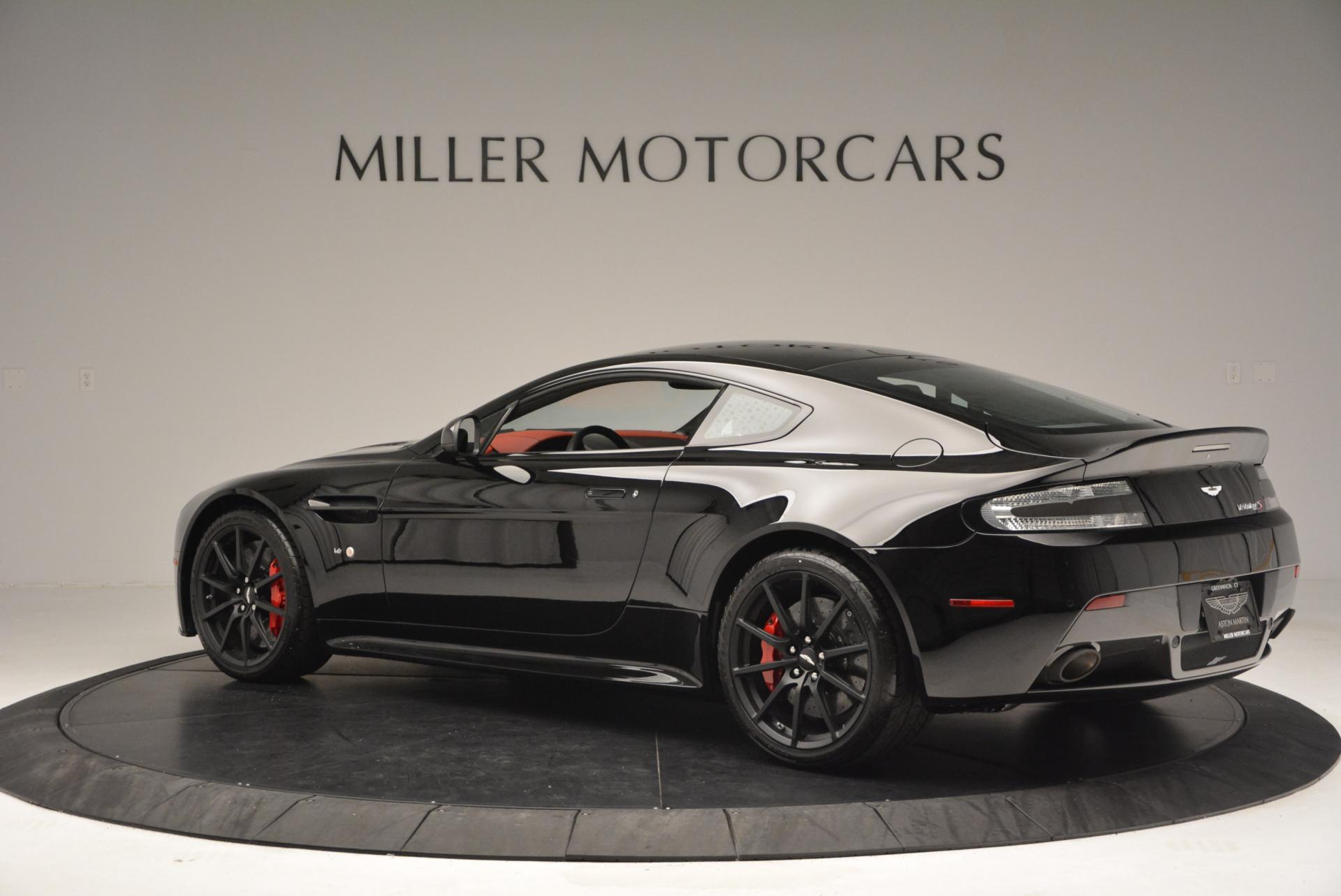 New 2015 Aston Martin V12 Vantage S  For Sale In Greenwich, CT 103_p4