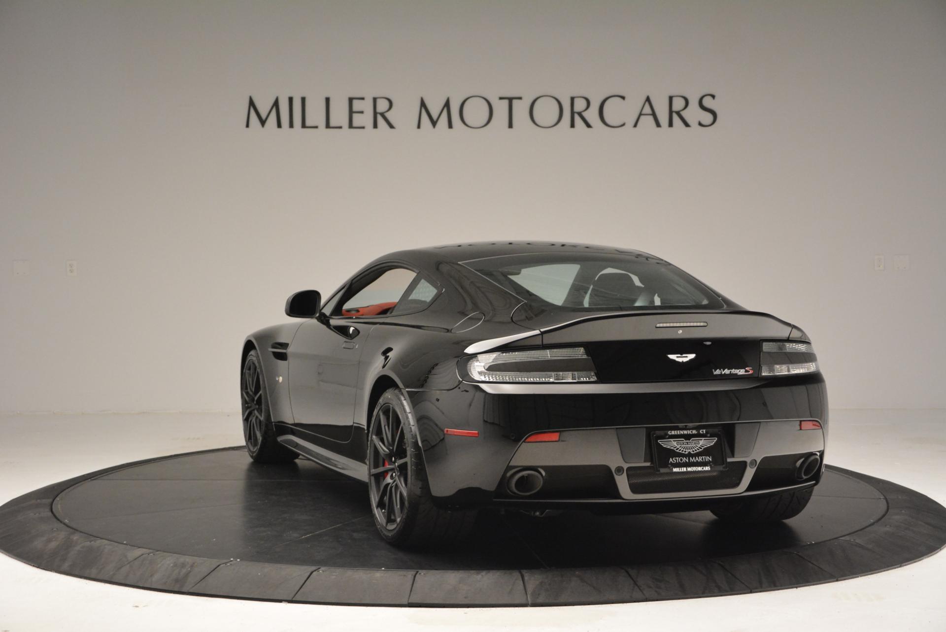 New 2015 Aston Martin V12 Vantage S  For Sale In Greenwich, CT 103_p5