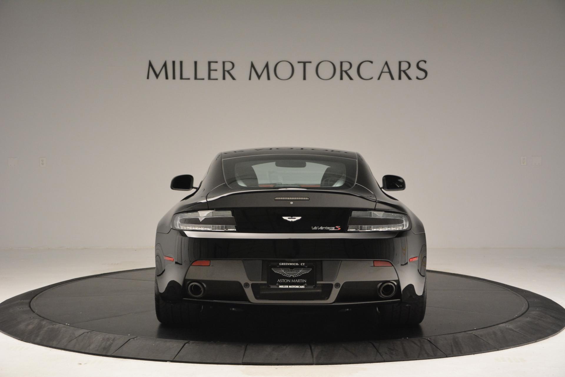 New 2015 Aston Martin V12 Vantage S  For Sale In Greenwich, CT 103_p6