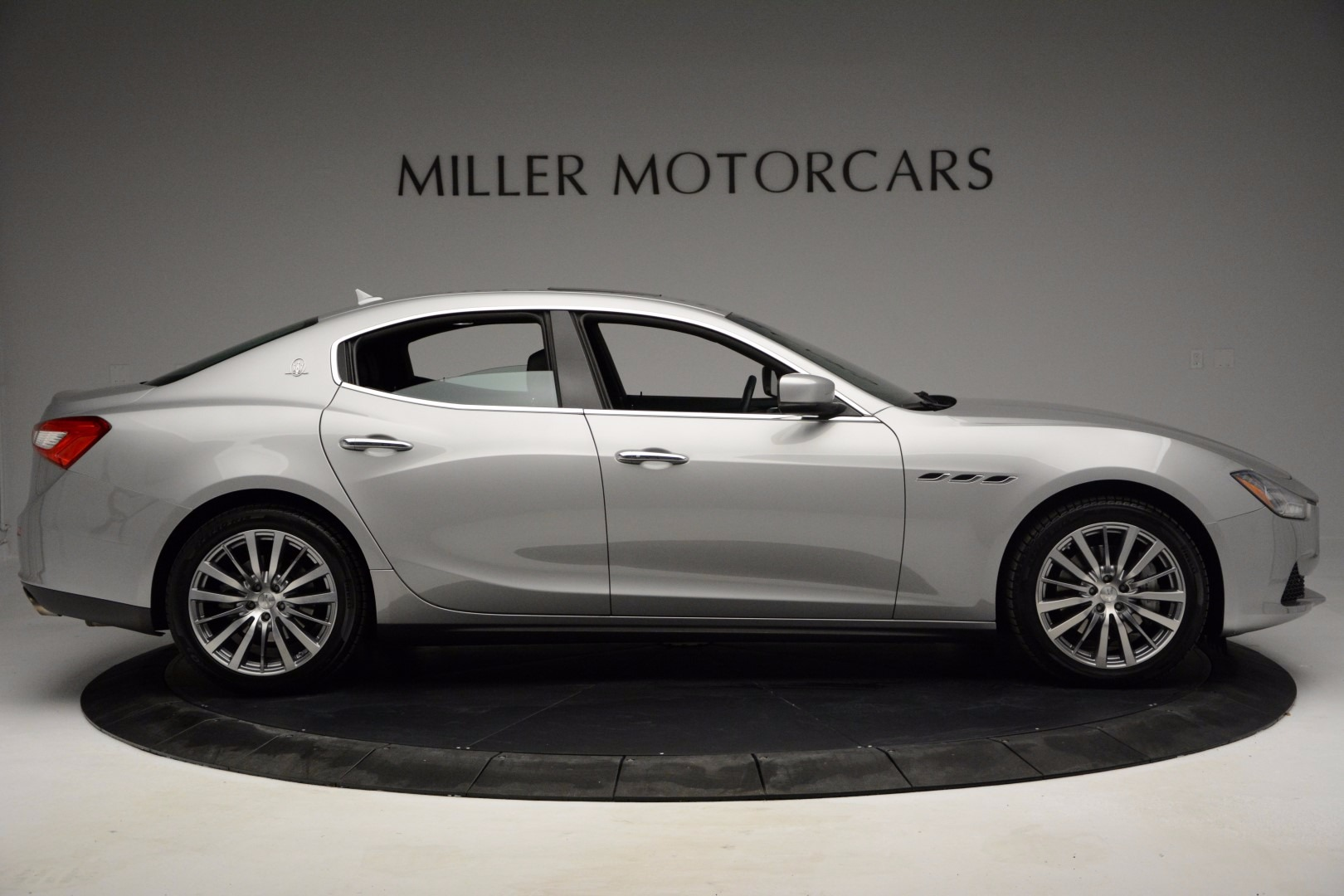 New 2017 Maserati Ghibli S Q4 For Sale In Greenwich, CT 1030_p9