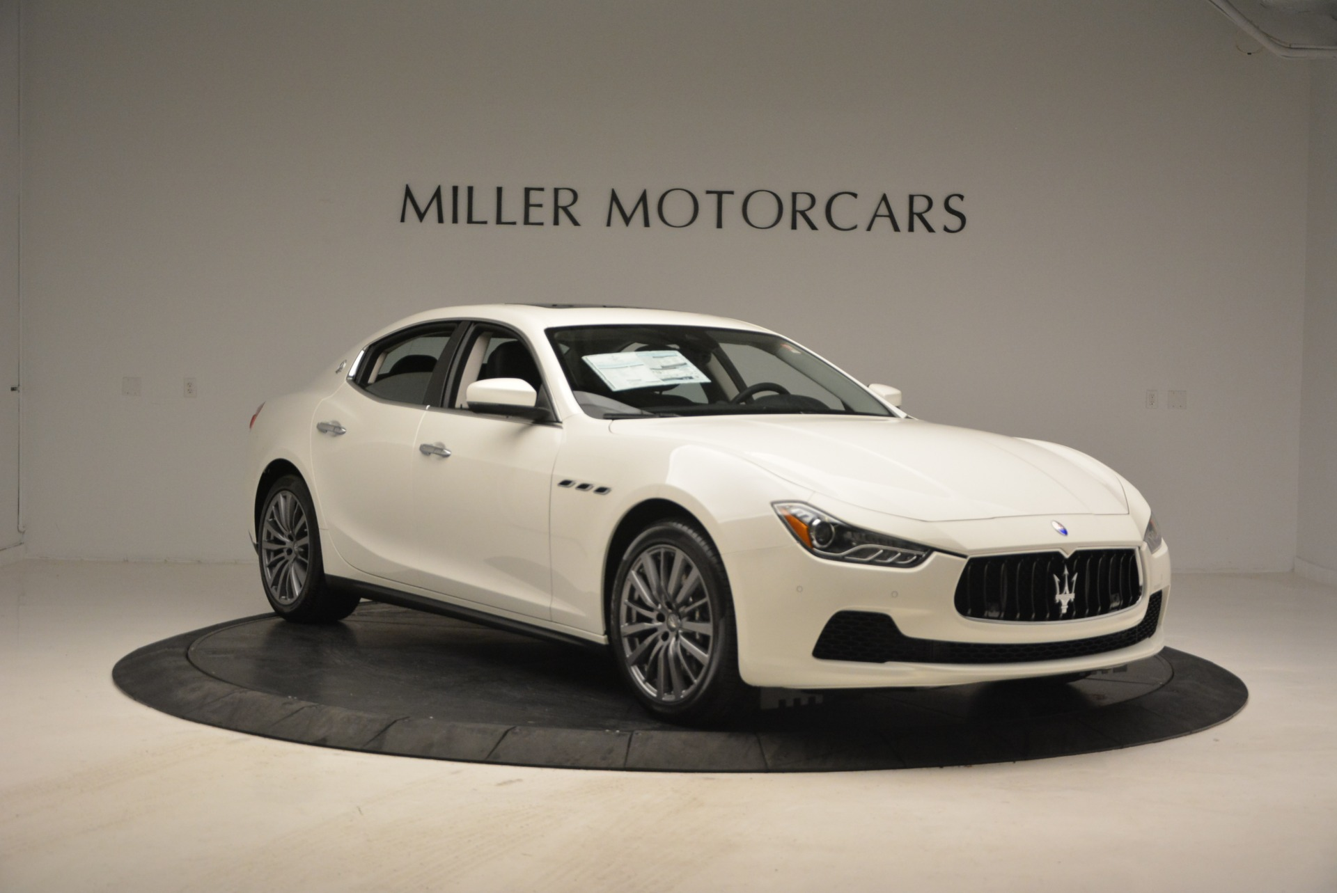 New 2017 Maserati Ghibli S Q4 EX-Loaner For Sale In Greenwich, CT 1031_p11