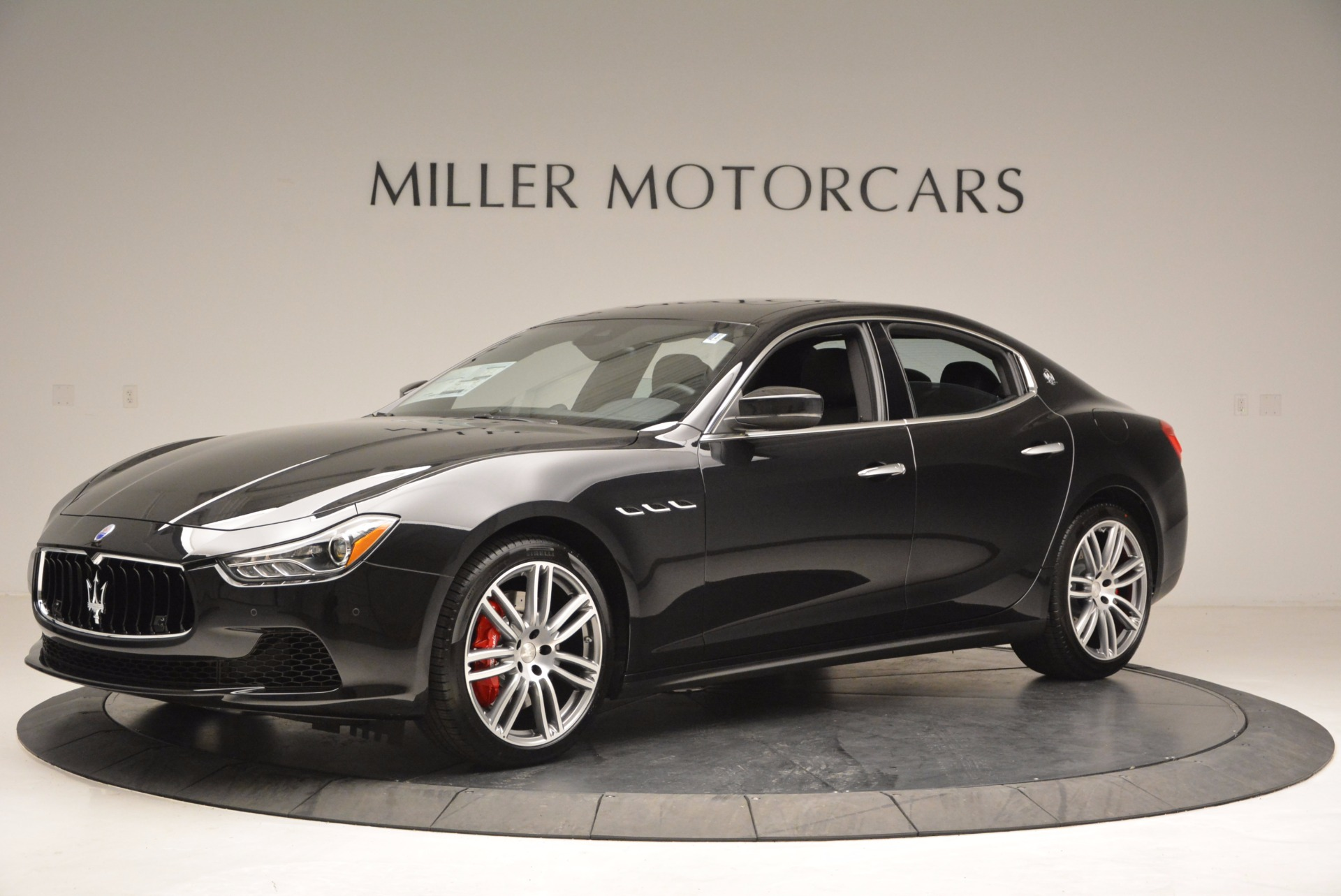 New 2017 Maserati Ghibli SQ4 For Sale In Greenwich, CT 1033_p2