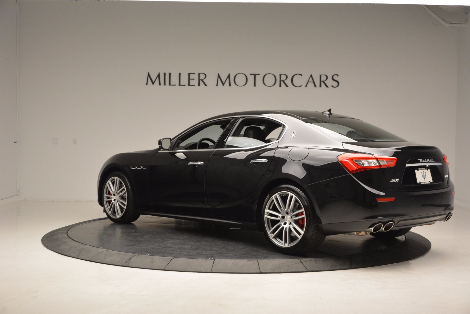New 2017 Maserati Ghibli SQ4 For Sale In Greenwich, CT 1033_p5