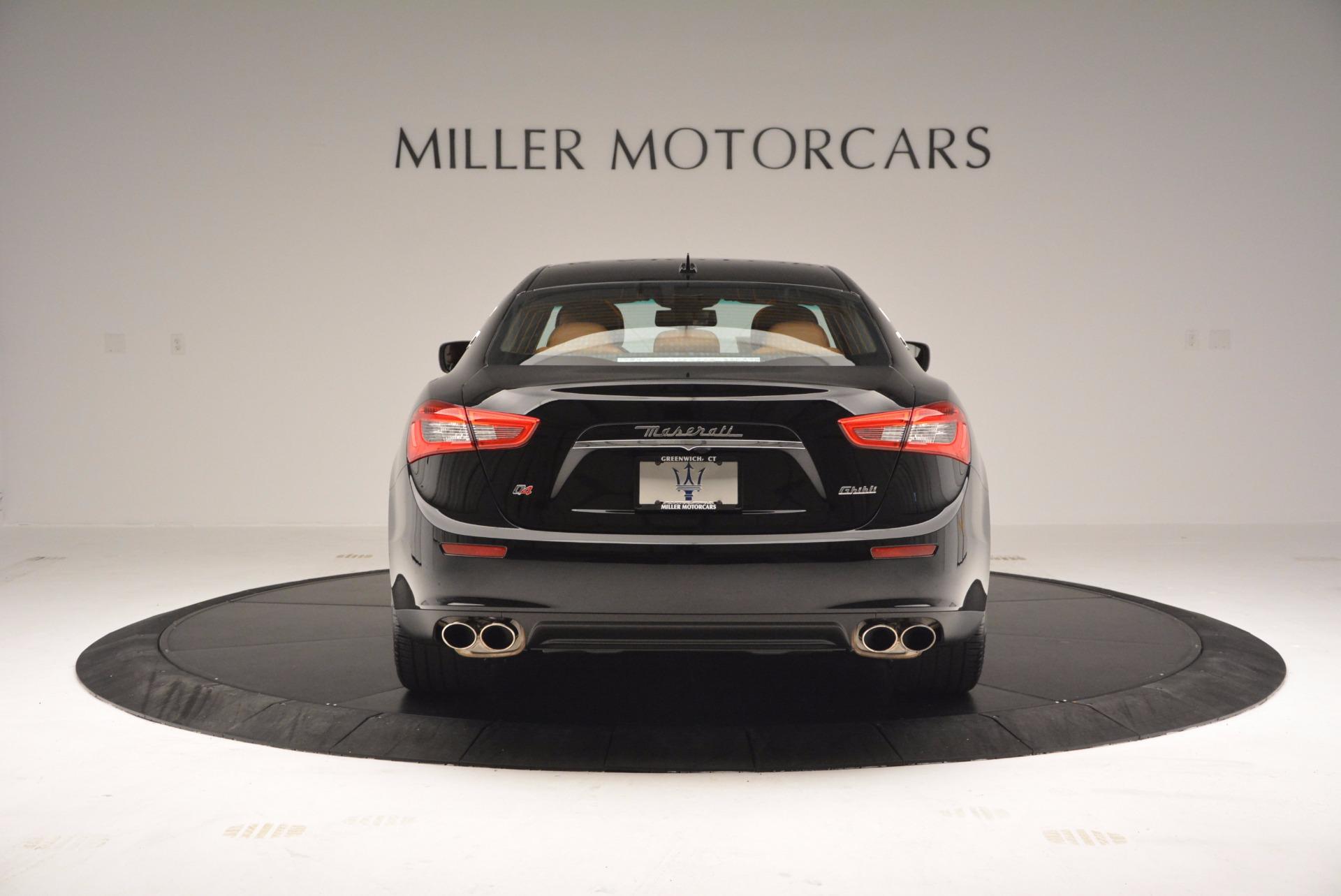 New 2017 Maserati Ghibli SQ4 For Sale In Greenwich, CT 1036_p4