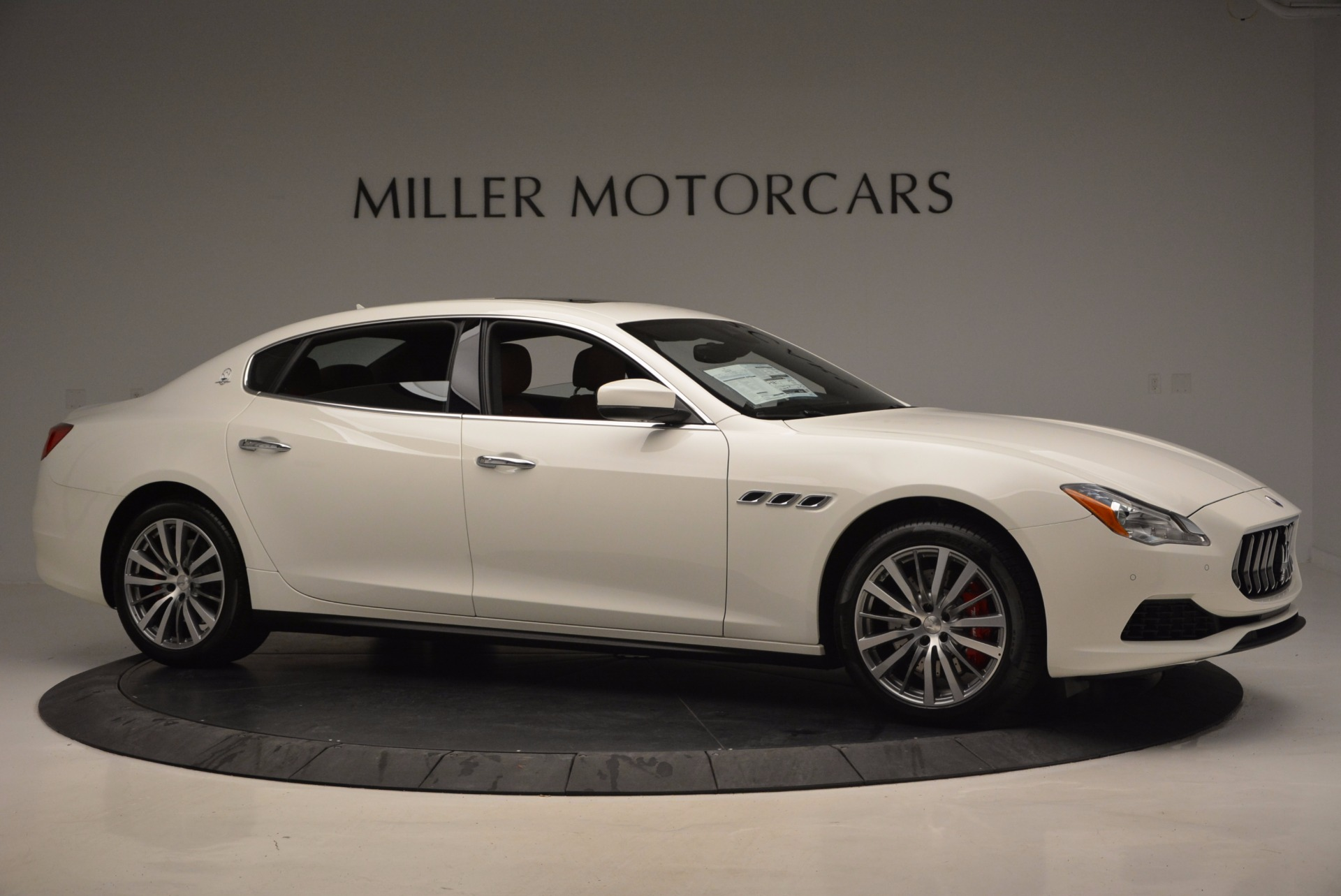 New 2017 Maserati Quattroporte S Q4 For Sale In Greenwich, CT 1039_p10