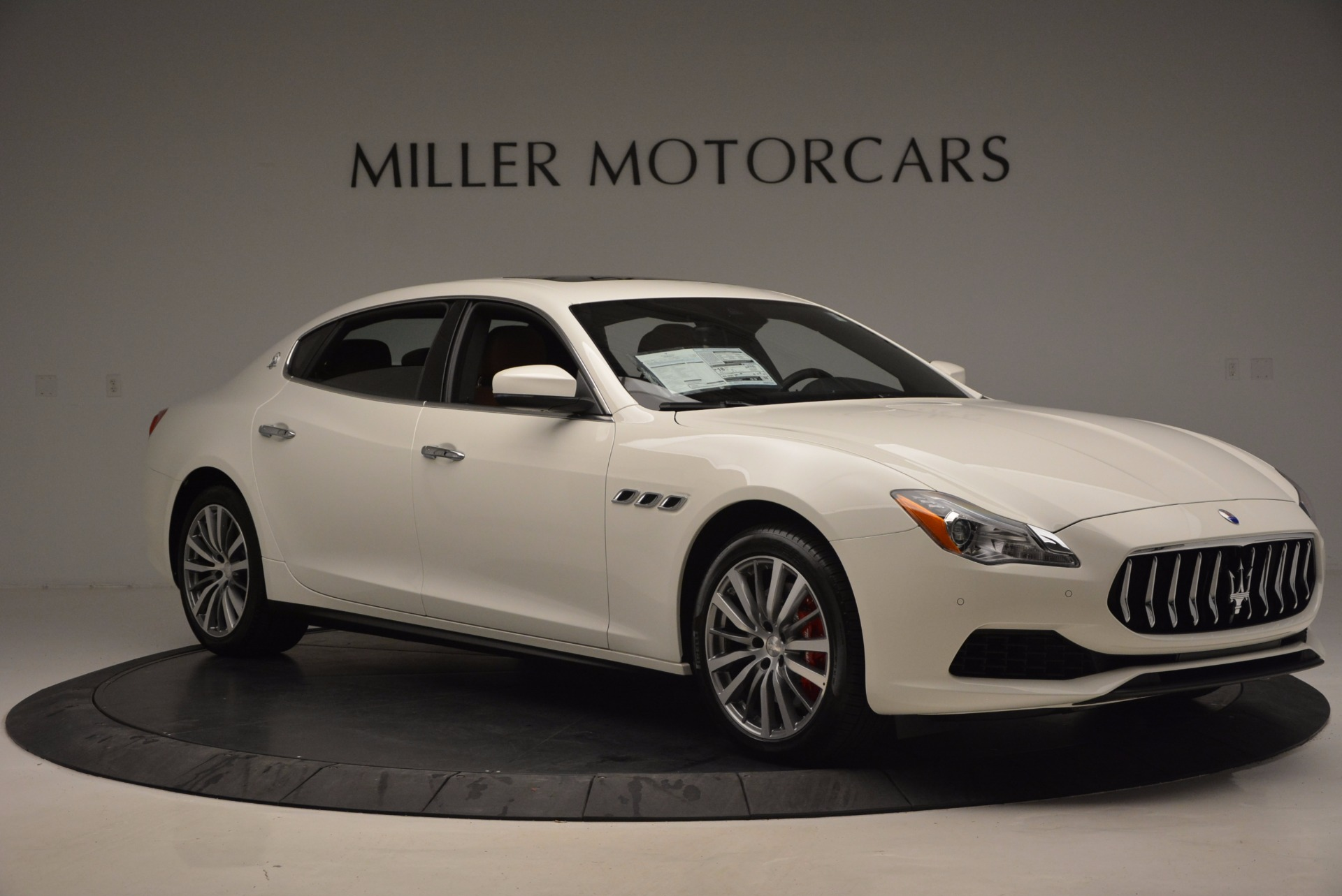 New 2017 Maserati Quattroporte S Q4 For Sale In Greenwich, CT 1039_p11