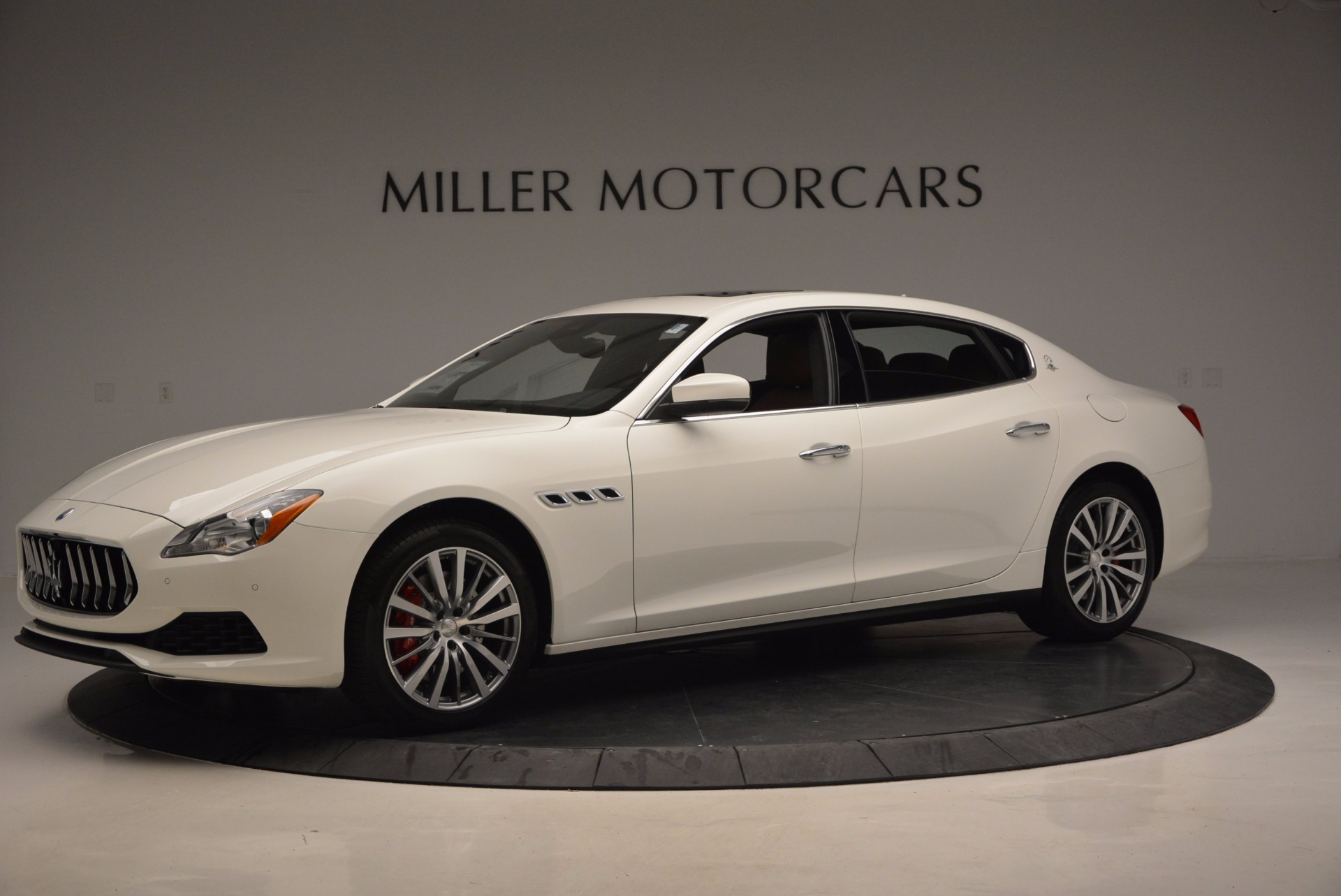 New 2017 Maserati Quattroporte S Q4 For Sale In Greenwich, CT 1039_p2