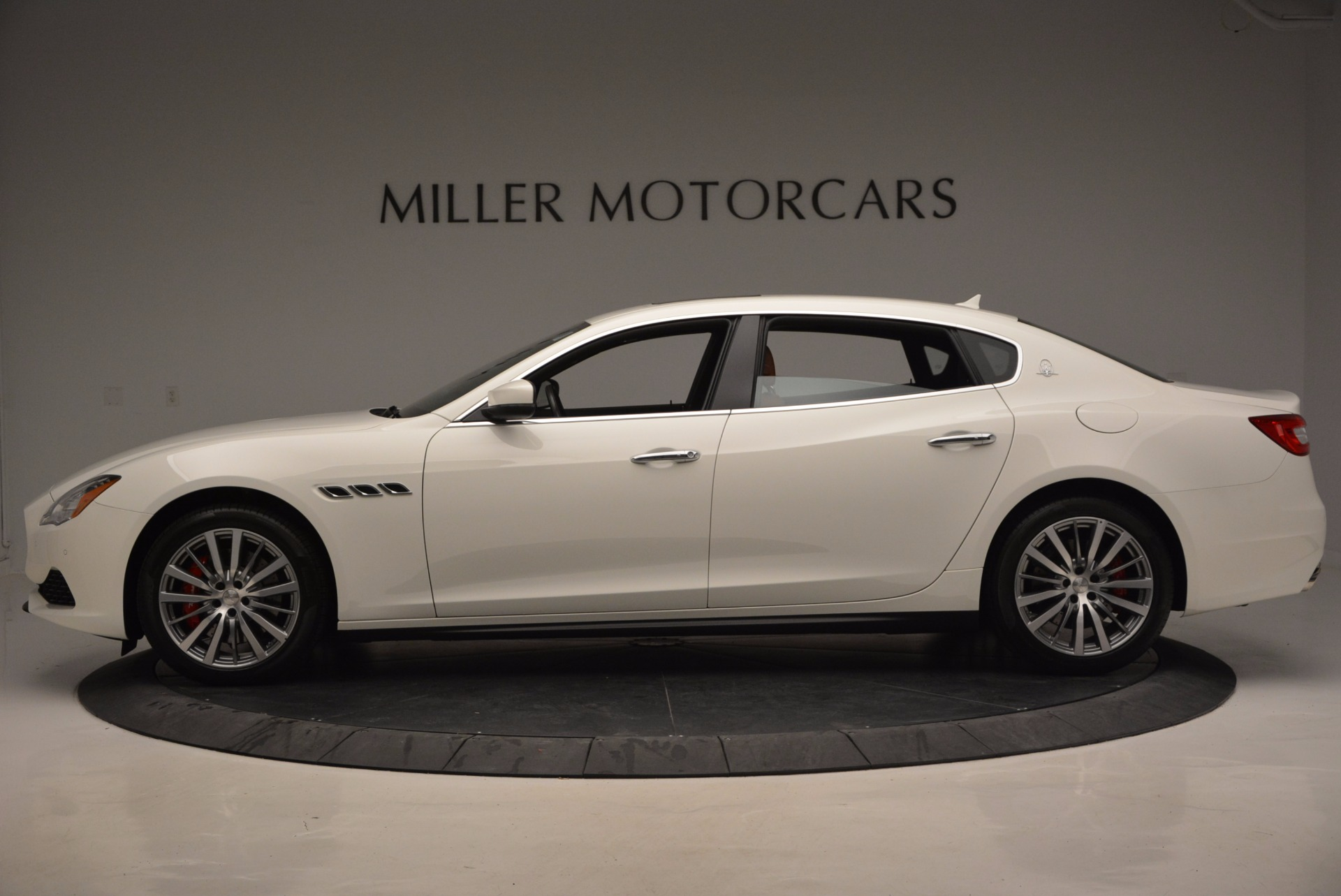 New 2017 Maserati Quattroporte S Q4 For Sale In Greenwich, CT 1039_p3
