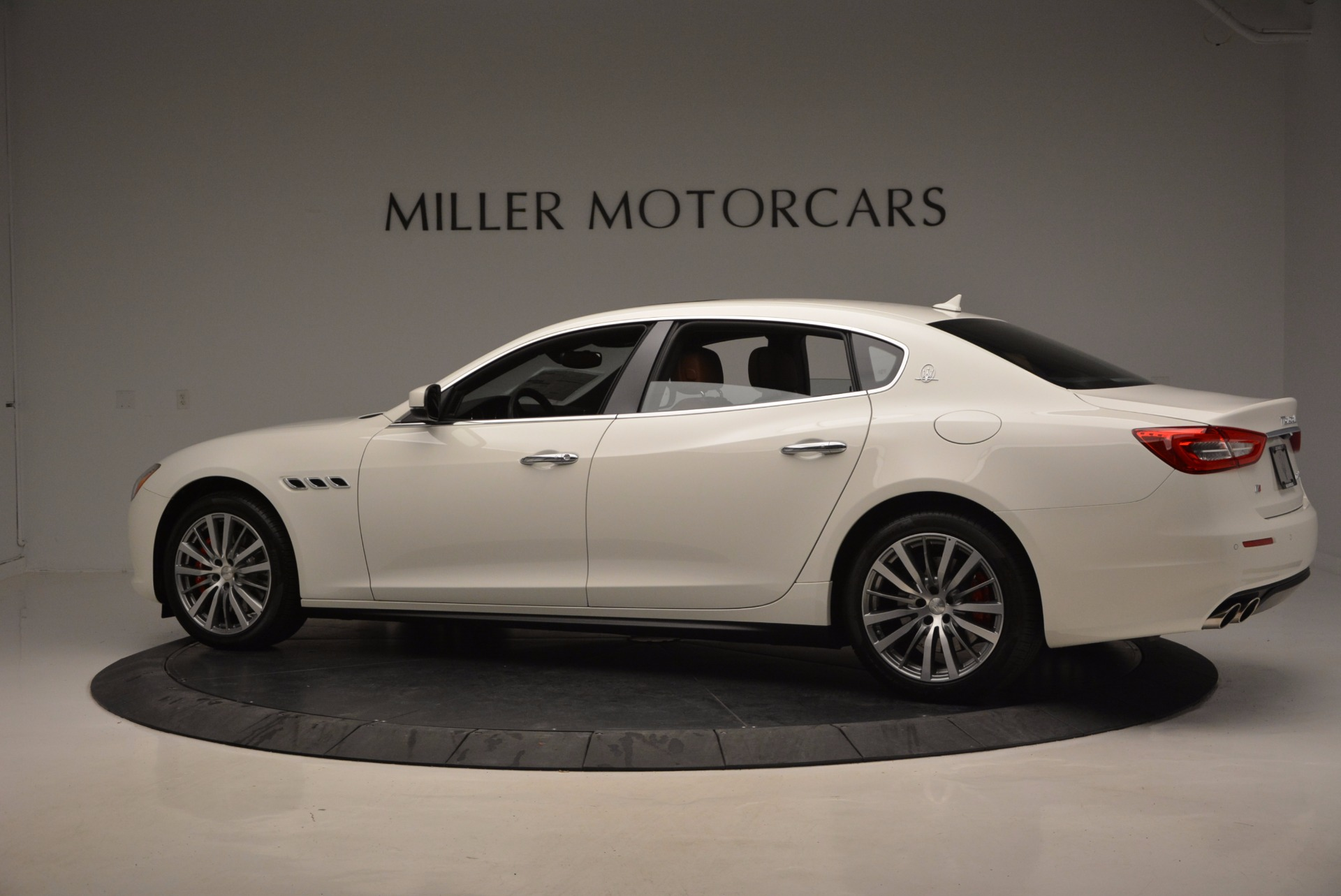 New 2017 Maserati Quattroporte S Q4 For Sale In Greenwich, CT 1039_p4