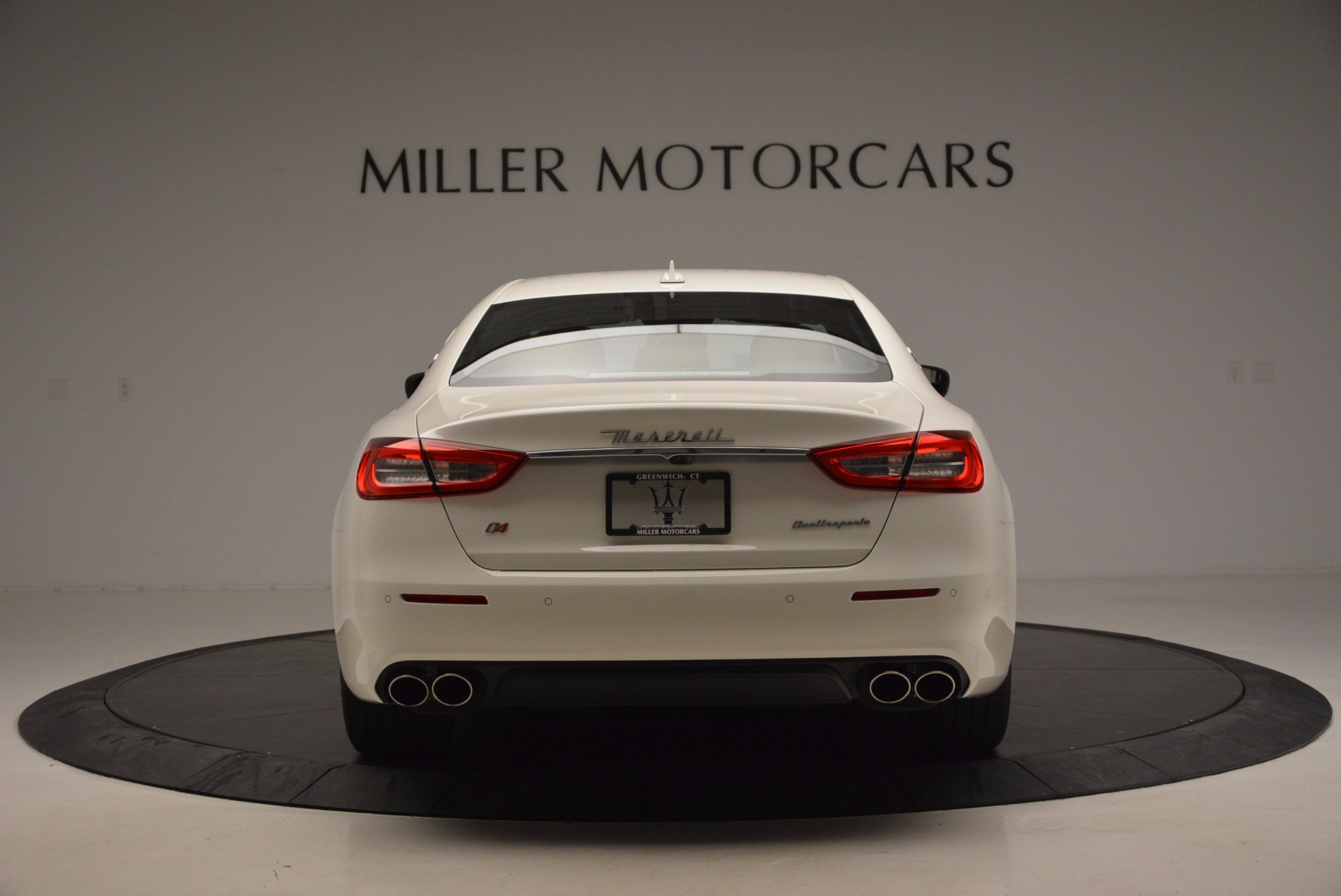 New 2017 Maserati Quattroporte S Q4 For Sale In Greenwich, CT 1039_p6